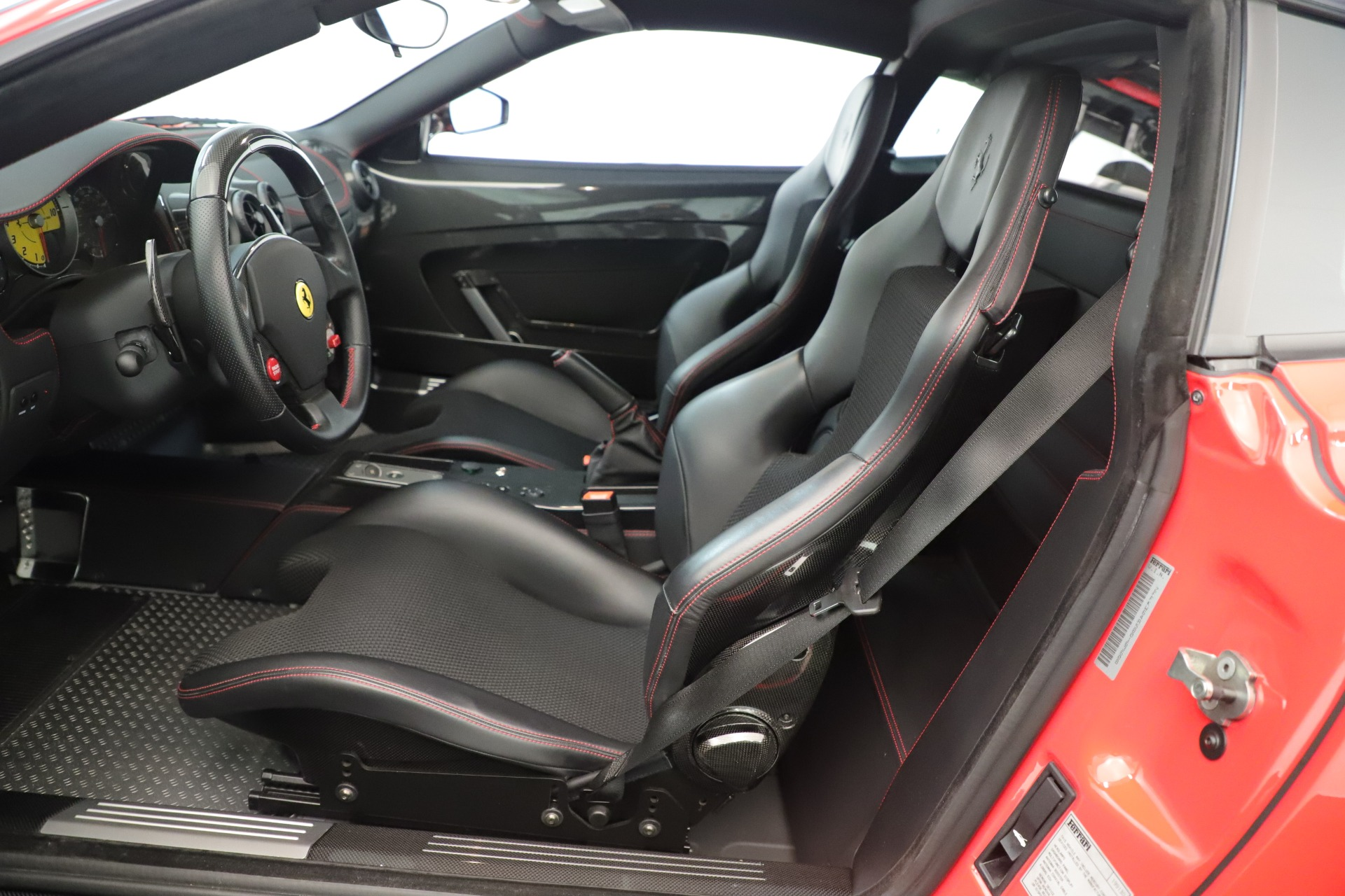 Used 2008 Ferrari F430 Scuderia For Sale In Greenwich, CT. Alfa Romeo of Greenwich, 4599 3381_p15