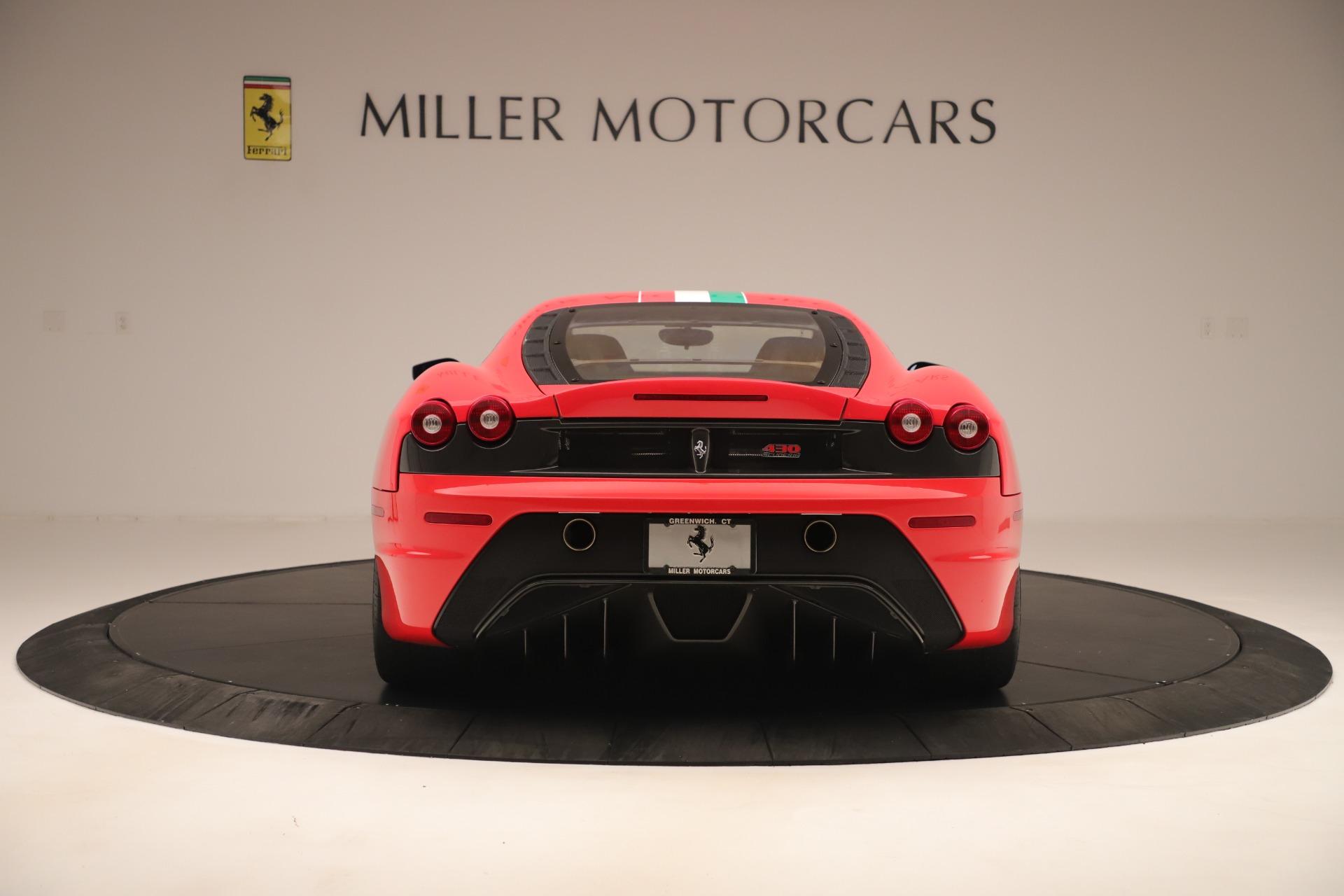Used 2008 Ferrari F430 Scuderia For Sale In Greenwich, CT. Alfa Romeo of Greenwich, 4599 3381_p6
