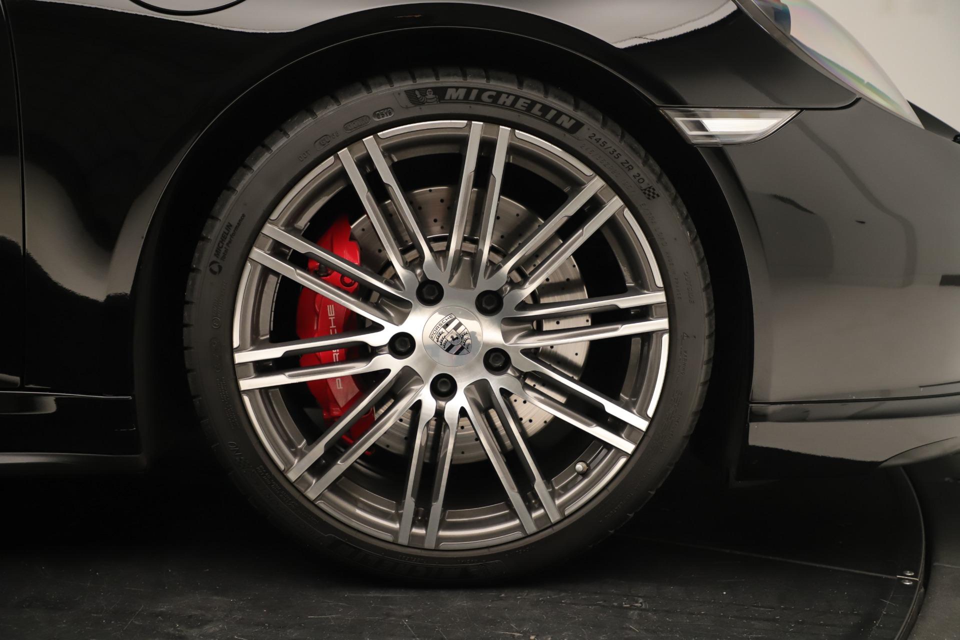 Used 2014 Porsche 911 Turbo For Sale In Greenwich, CT. Alfa Romeo of Greenwich, 3172 3382_p13