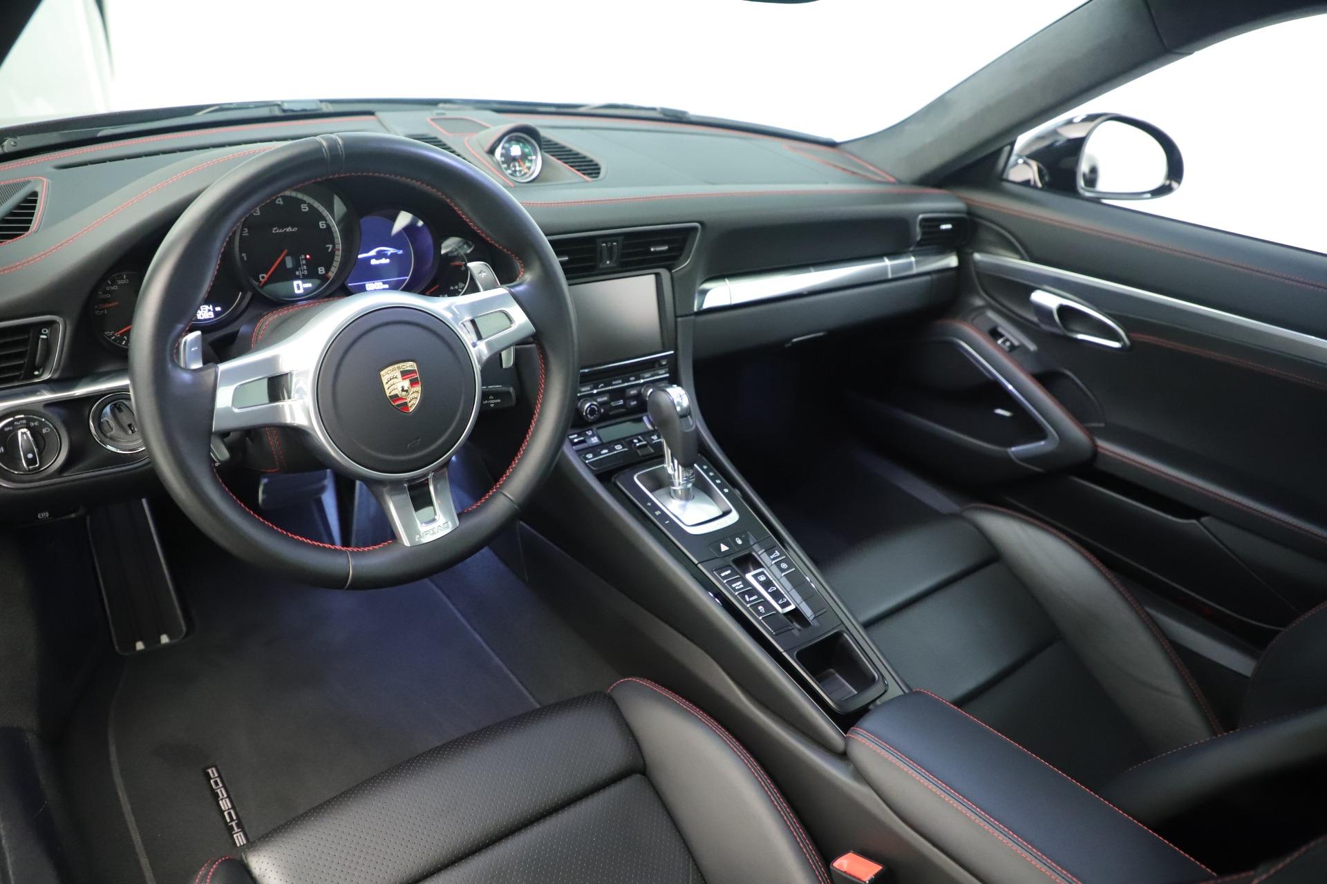 Used 2014 Porsche 911 Turbo For Sale In Greenwich, CT. Alfa Romeo of Greenwich, 3172 3382_p14