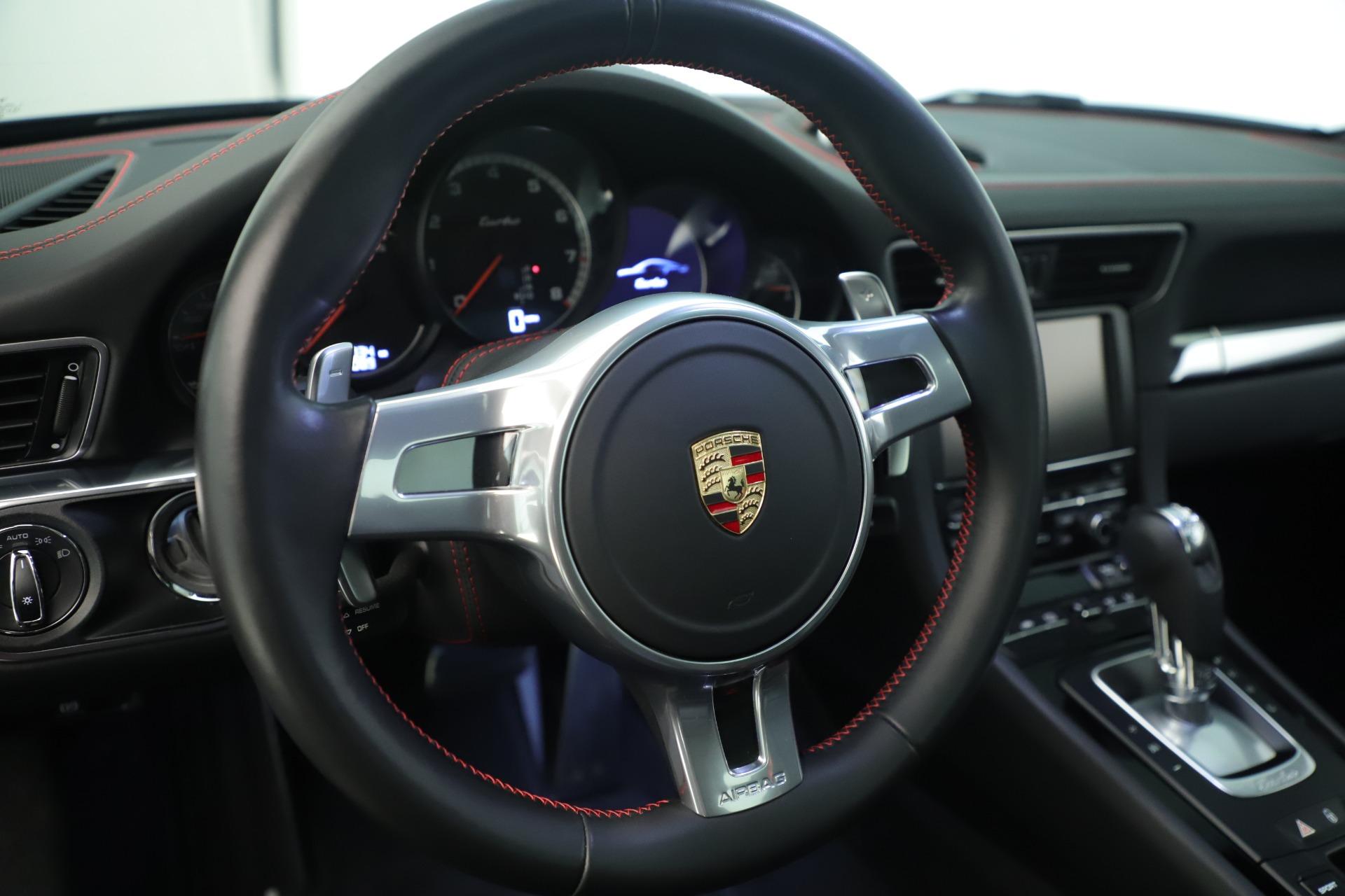 Used 2014 Porsche 911 Turbo For Sale In Greenwich, CT. Alfa Romeo of Greenwich, 3172 3382_p26