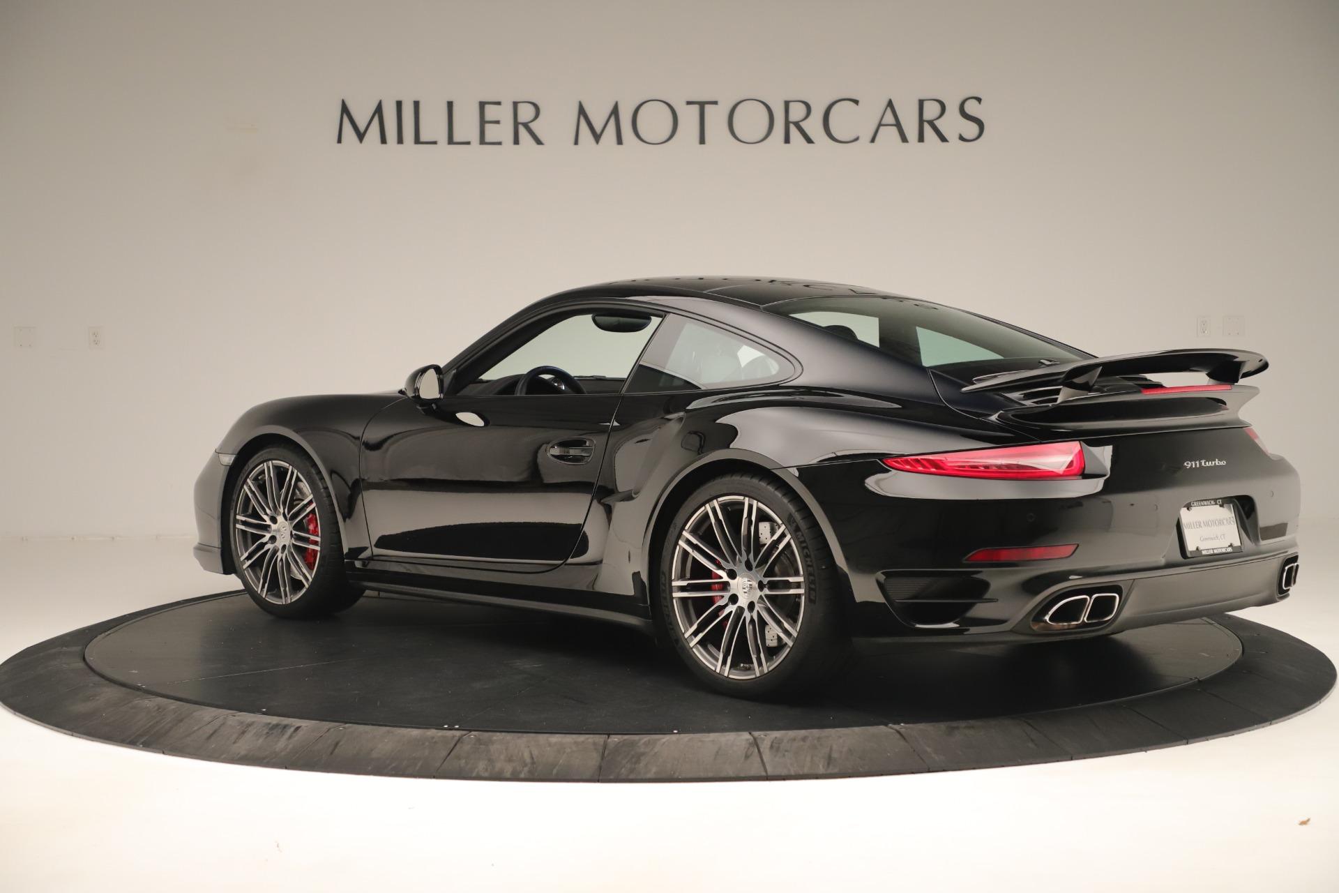 Used 2014 Porsche 911 Turbo For Sale In Greenwich, CT. Alfa Romeo of Greenwich, 3172 3382_p4
