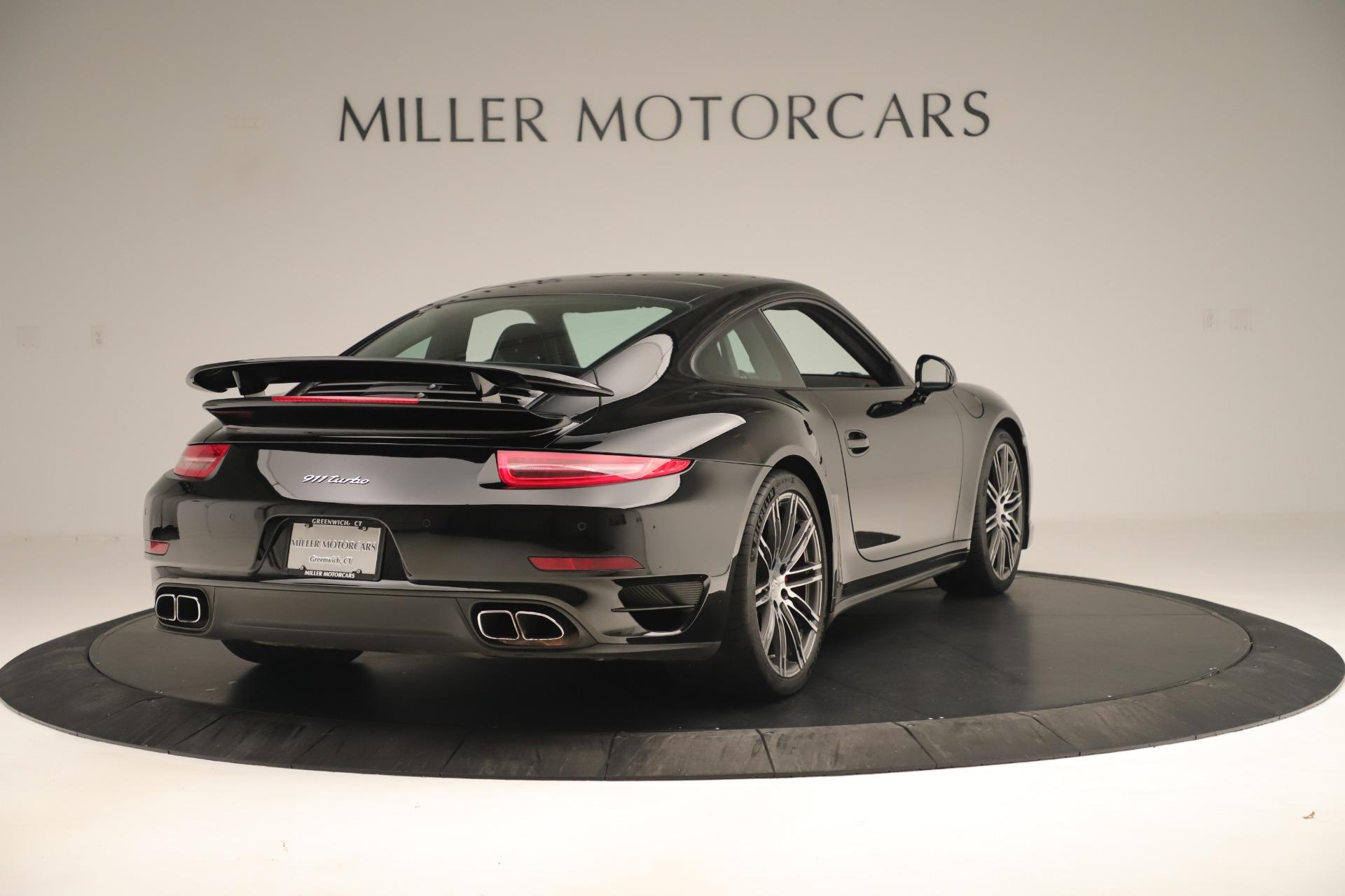 Used 2014 Porsche 911 Turbo For Sale In Greenwich, CT. Alfa Romeo of Greenwich, 3172 3382_p7