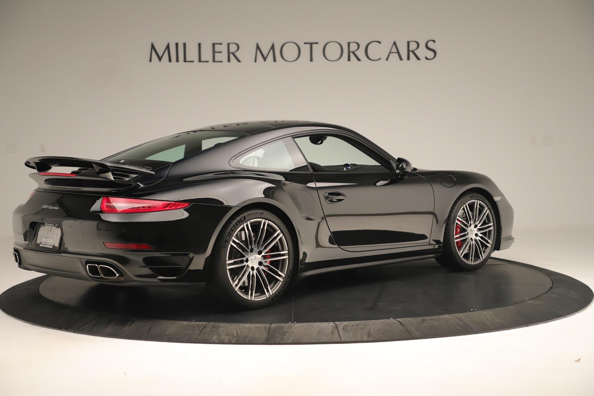 Used 2014 Porsche 911 Turbo For Sale In Greenwich, CT. Alfa Romeo of Greenwich, 3172 3382_p8