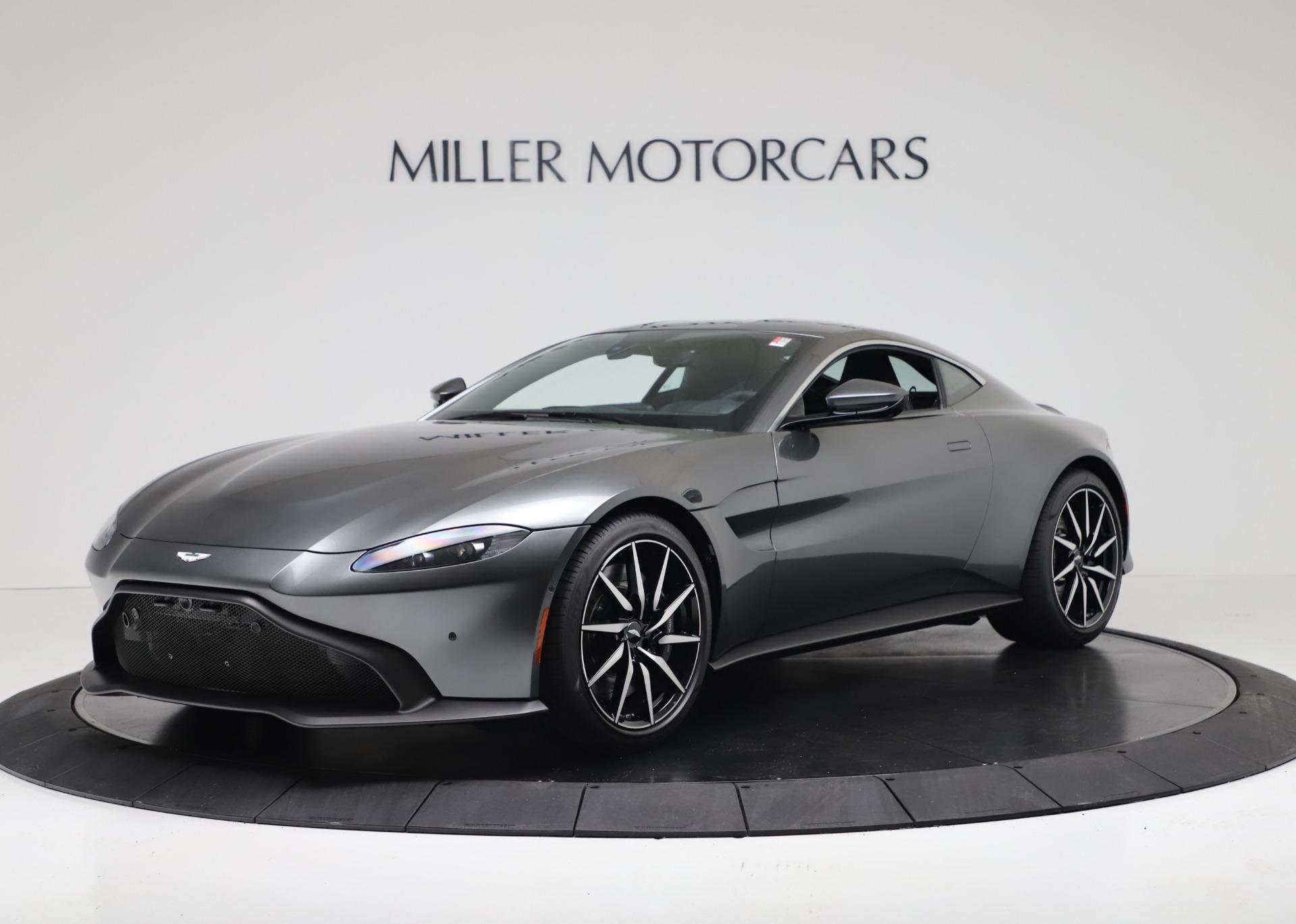 New 2020 Aston Martin Vantage V8 For Sale In Greenwich, CT. Alfa Romeo of Greenwich, A1396 3384_main