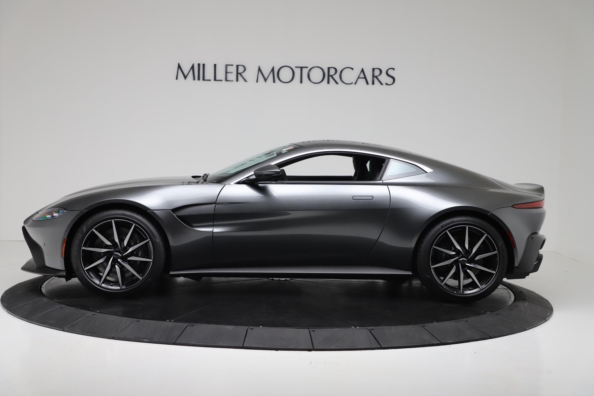 New 2020 Aston Martin Vantage V8 For Sale In Greenwich, CT. Alfa Romeo of Greenwich, A1396 3384_p2
