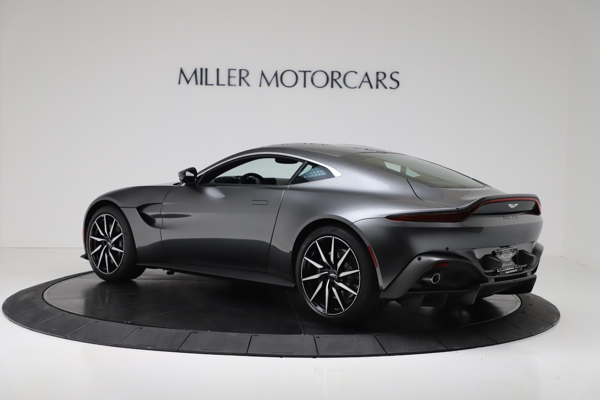 New 2020 Aston Martin Vantage V8 For Sale In Greenwich, CT. Alfa Romeo of Greenwich, A1396 3384_p3