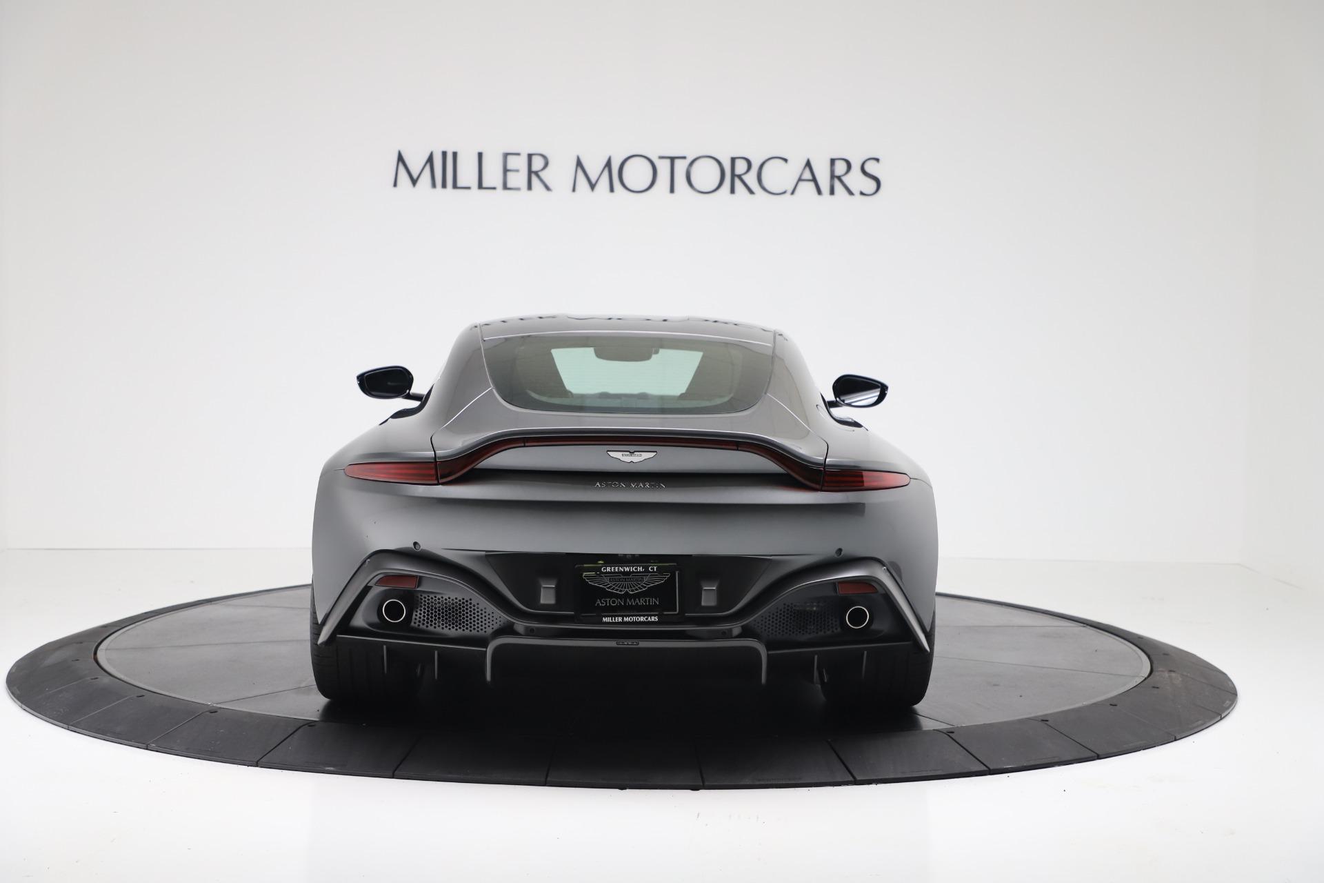 New 2020 Aston Martin Vantage V8 For Sale In Greenwich, CT. Alfa Romeo of Greenwich, A1396 3384_p4