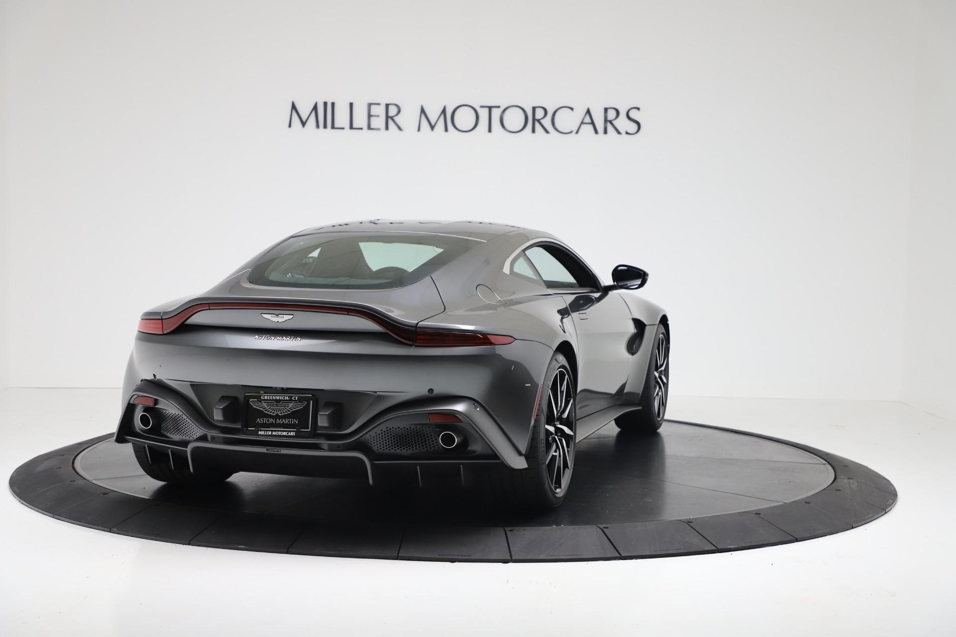 New 2020 Aston Martin Vantage V8 For Sale In Greenwich, CT. Alfa Romeo of Greenwich, A1396 3384_p5