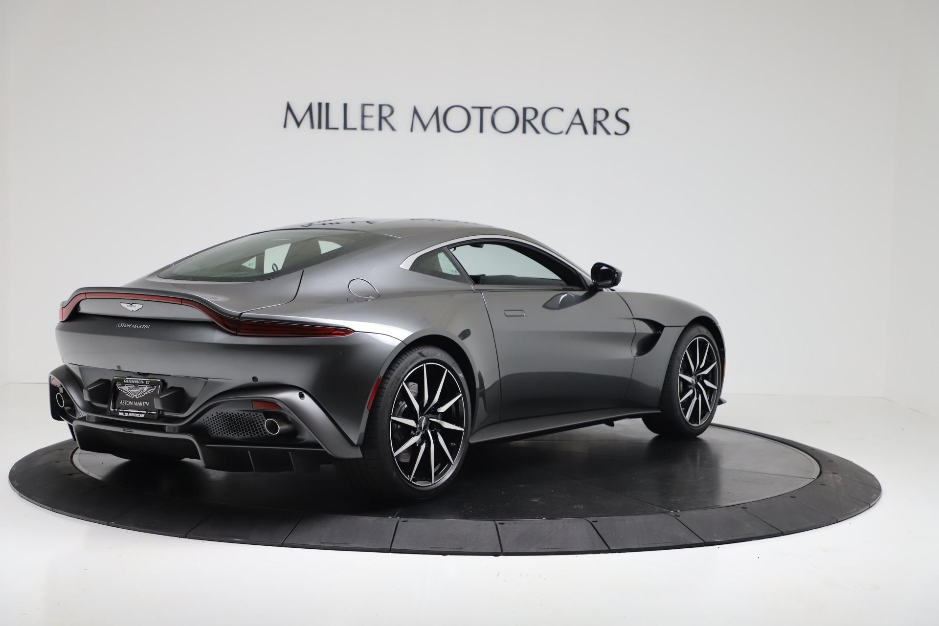 New 2020 Aston Martin Vantage V8 For Sale In Greenwich, CT. Alfa Romeo of Greenwich, A1396 3384_p6