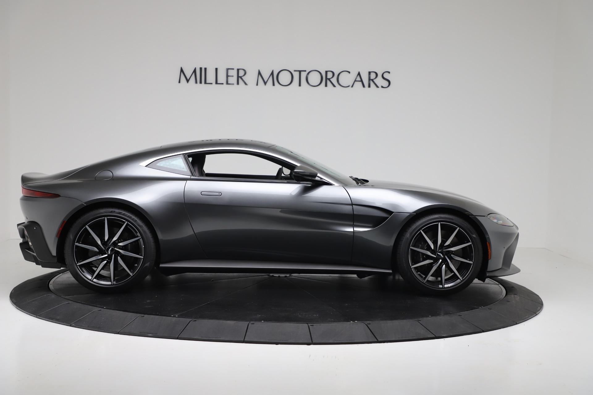 New 2020 Aston Martin Vantage Coupe For Sale In Greenwich, CT. Alfa Romeo of Greenwich, A1396 3384_p7