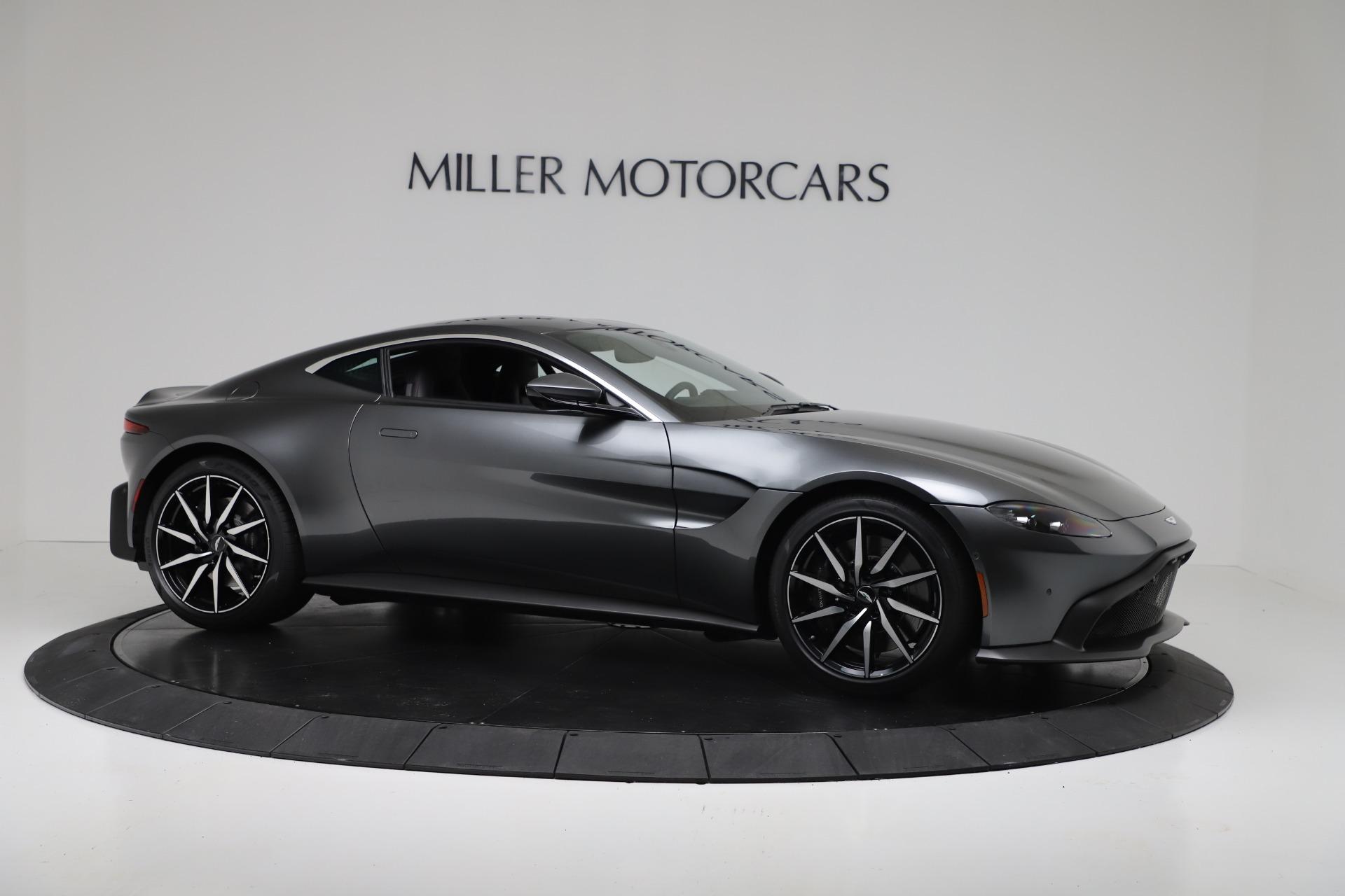 New 2020 Aston Martin Vantage V8 For Sale In Greenwich, CT. Alfa Romeo of Greenwich, A1396 3384_p8