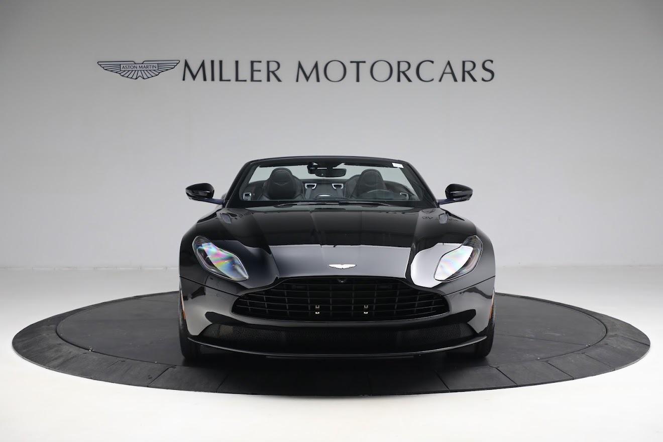 New 2020 Aston Martin DB11 Convertible For Sale In Greenwich, CT. Alfa Romeo of Greenwich, A1385 3385_p11