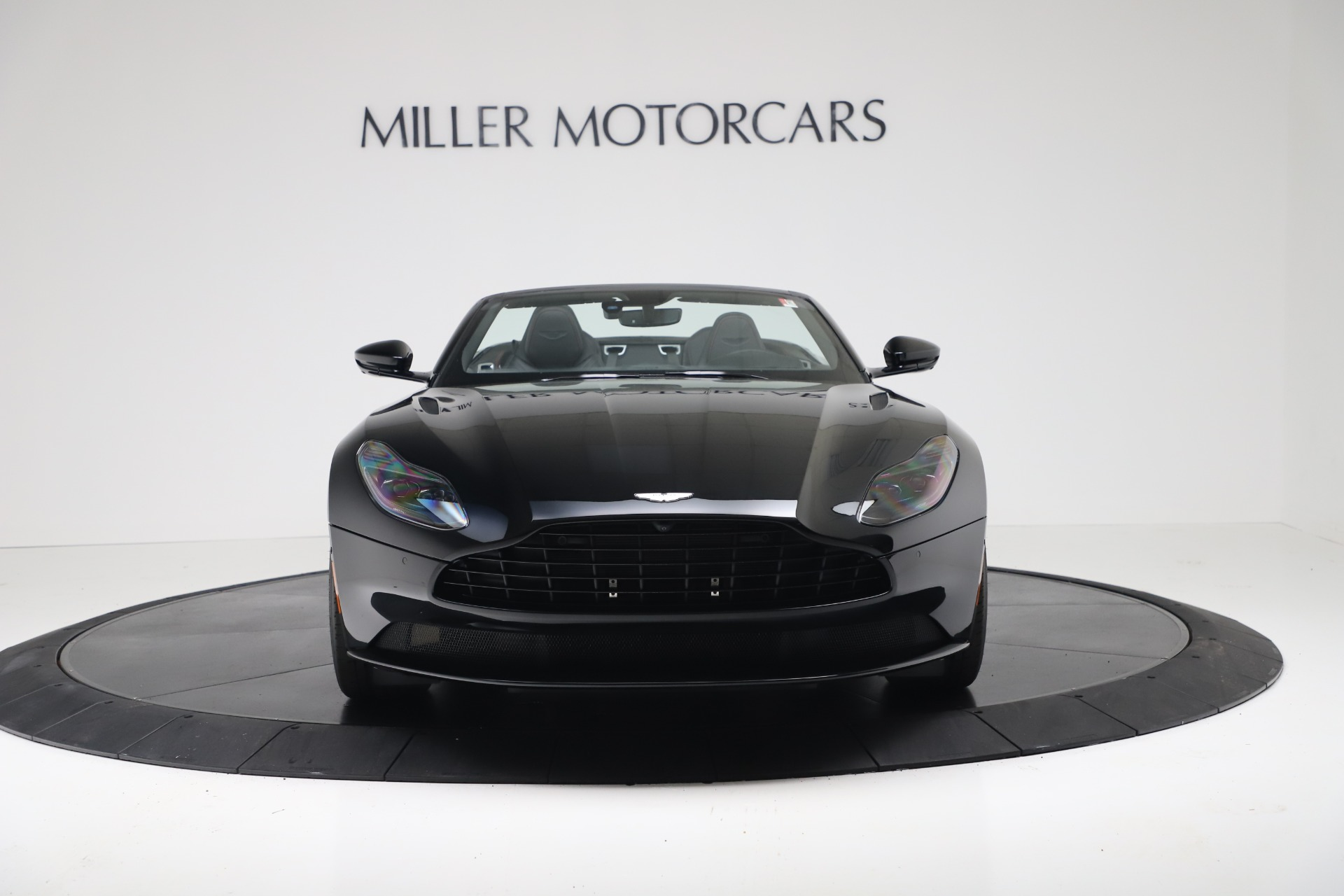 New 2020 Aston Martin DB11 Convertible For Sale In Greenwich, CT. Alfa Romeo of Greenwich, A1385 3385_p12