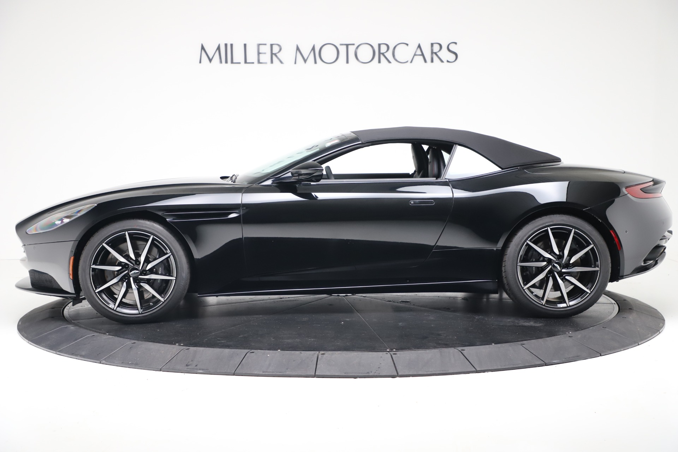 New 2020 Aston Martin DB11 Convertible For Sale In Greenwich, CT. Alfa Romeo of Greenwich, A1385 3385_p14