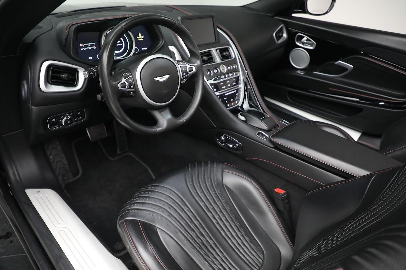 New 2020 Aston Martin DB11 Convertible For Sale In Greenwich, CT. Alfa Romeo of Greenwich, A1385 3385_p19