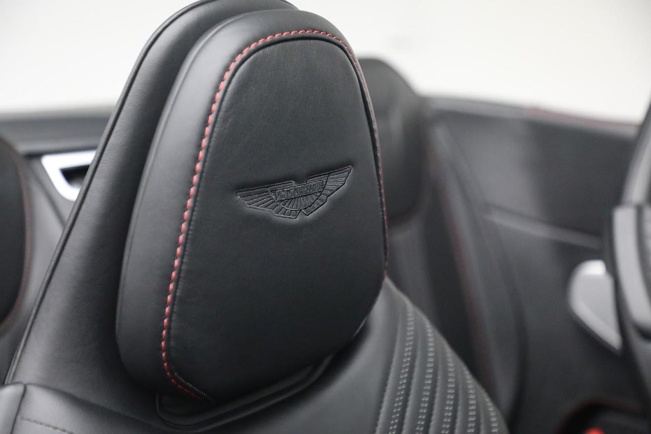New 2020 Aston Martin DB11 Convertible For Sale In Greenwich, CT. Alfa Romeo of Greenwich, A1385 3385_p26