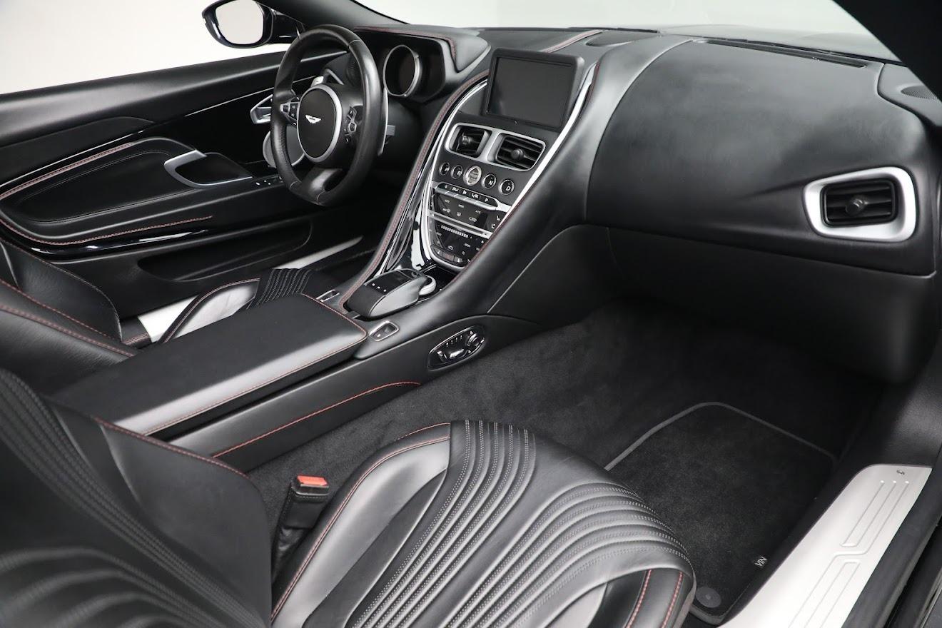 New 2020 Aston Martin DB11 Convertible For Sale In Greenwich, CT. Alfa Romeo of Greenwich, A1385 3385_p27