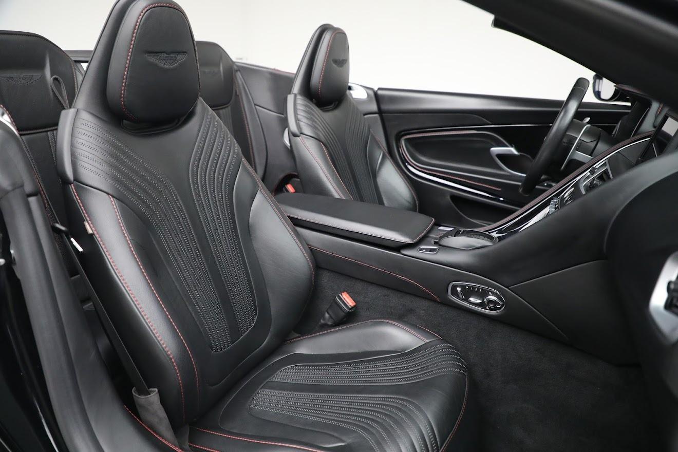 New 2020 Aston Martin DB11 Convertible For Sale In Greenwich, CT. Alfa Romeo of Greenwich, A1385 3385_p28