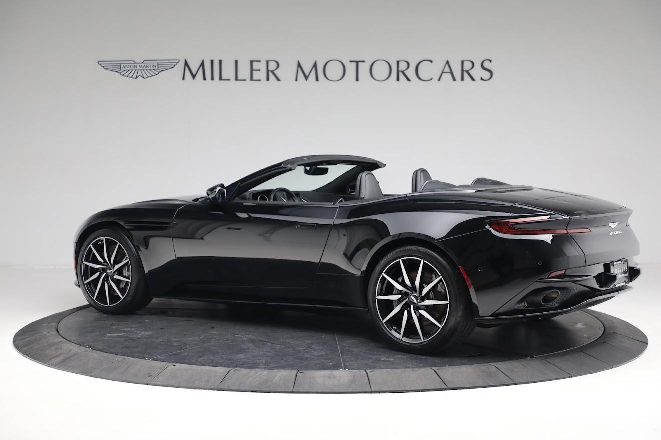 New 2020 Aston Martin DB11 Convertible For Sale In Greenwich, CT. Alfa Romeo of Greenwich, A1385 3385_p3
