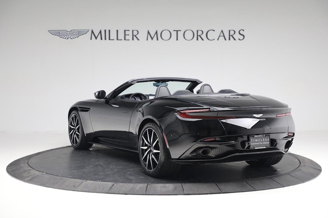 New 2020 Aston Martin DB11 Convertible For Sale In Greenwich, CT. Alfa Romeo of Greenwich, A1385 3385_p4