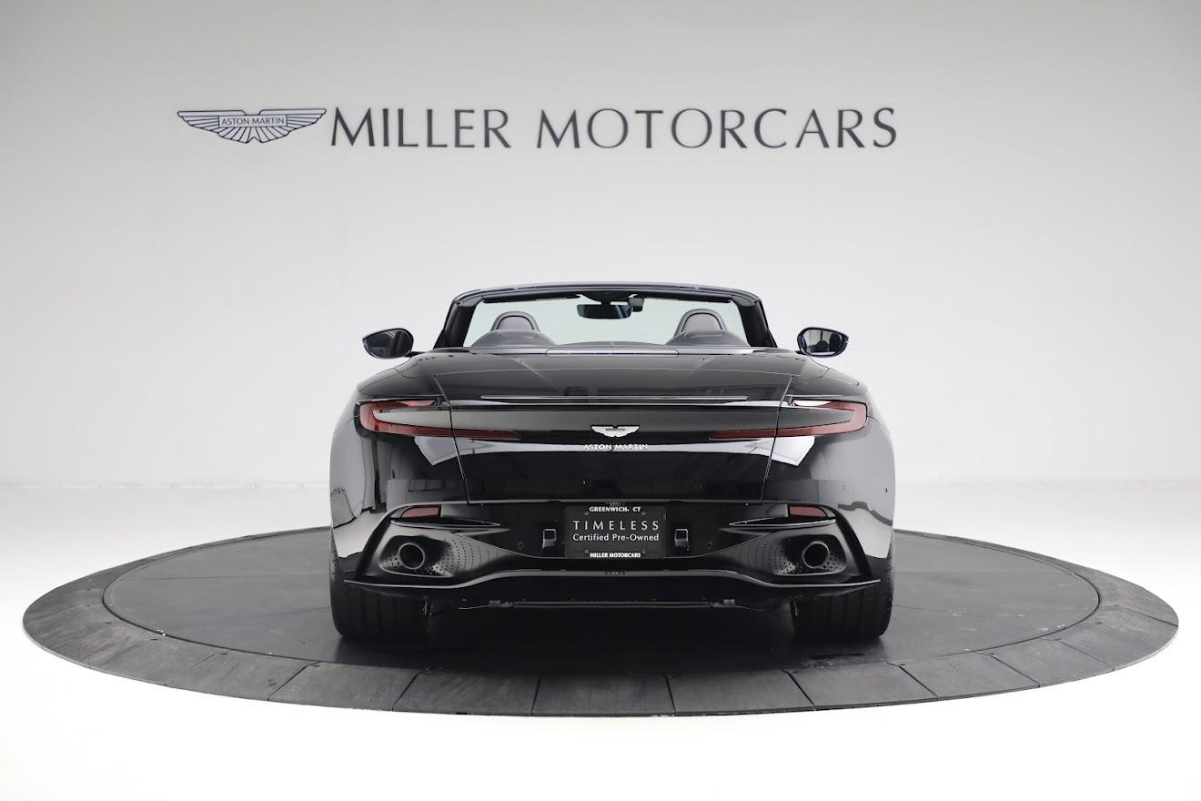New 2020 Aston Martin DB11 Convertible For Sale In Greenwich, CT. Alfa Romeo of Greenwich, A1385 3385_p5