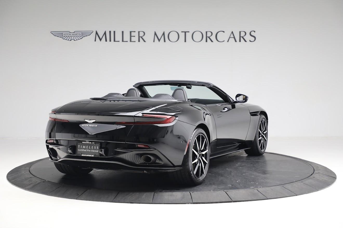 New 2020 Aston Martin DB11 Convertible For Sale In Greenwich, CT. Alfa Romeo of Greenwich, A1385 3385_p6