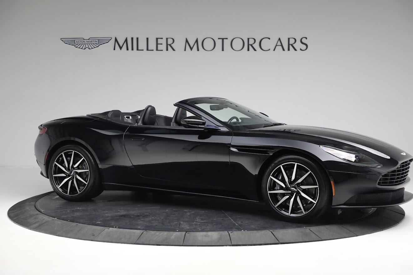New 2020 Aston Martin DB11 Convertible For Sale In Greenwich, CT. Alfa Romeo of Greenwich, A1385 3385_p9