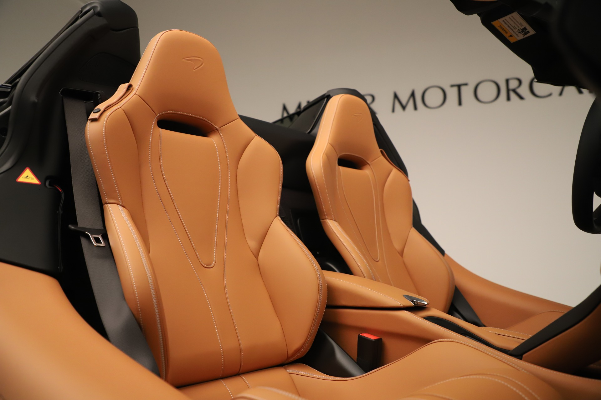 New 2020 McLaren 720S Spider Convertible For Sale In Greenwich, CT. Alfa Romeo of Greenwich, MC443 3386_p13