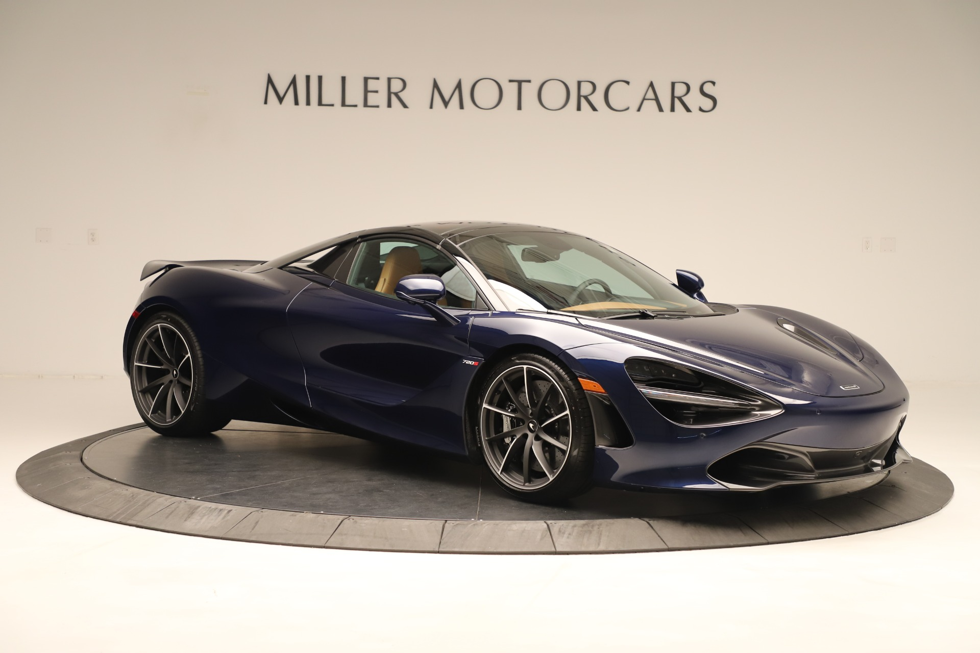 New 2020 McLaren 720S Spider Convertible For Sale In Greenwich, CT. Alfa Romeo of Greenwich, MC443 3386_p24