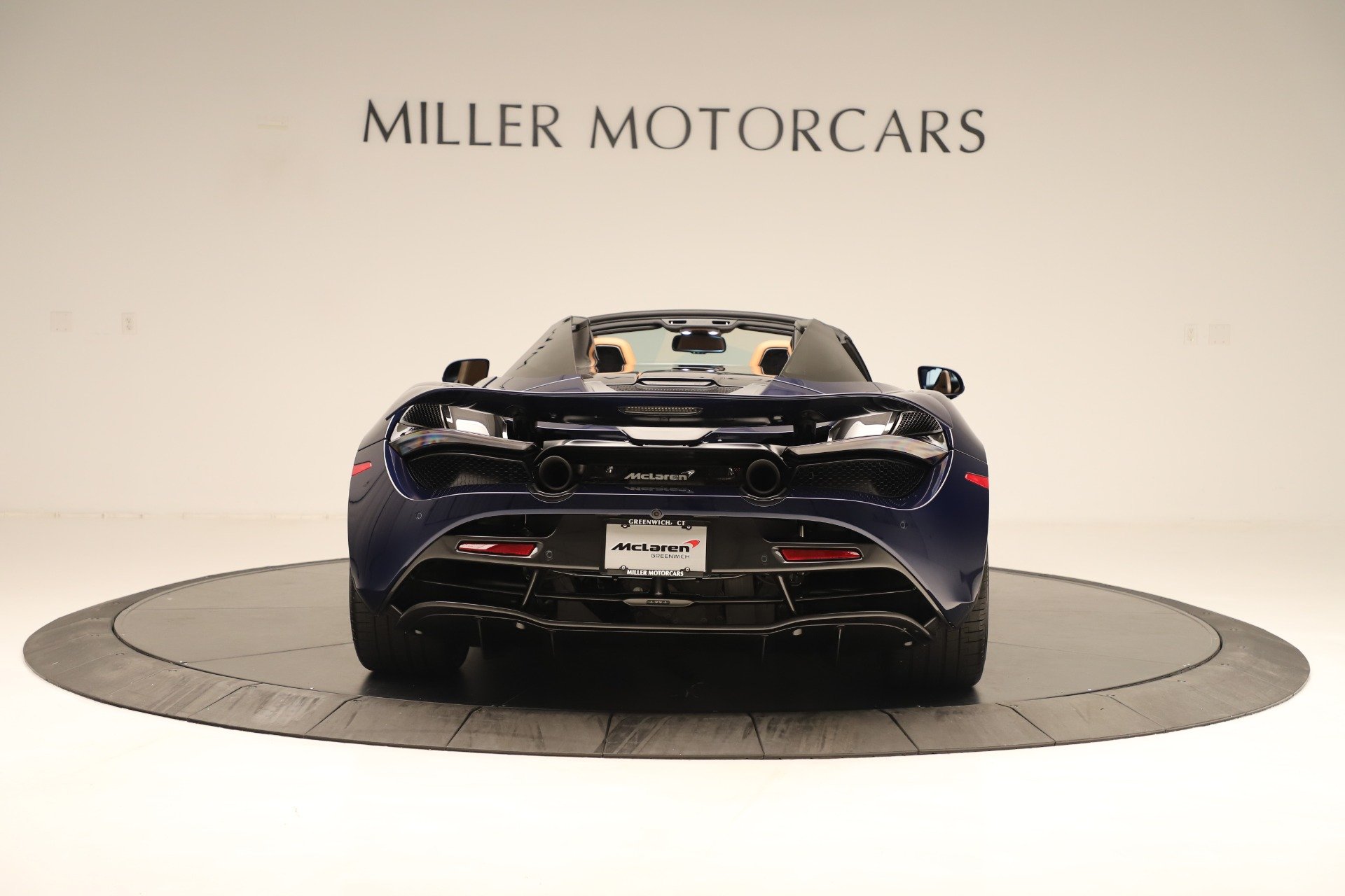 New 2020 McLaren 720S Spider Convertible For Sale In Greenwich, CT. Alfa Romeo of Greenwich, MC443 3386_p26