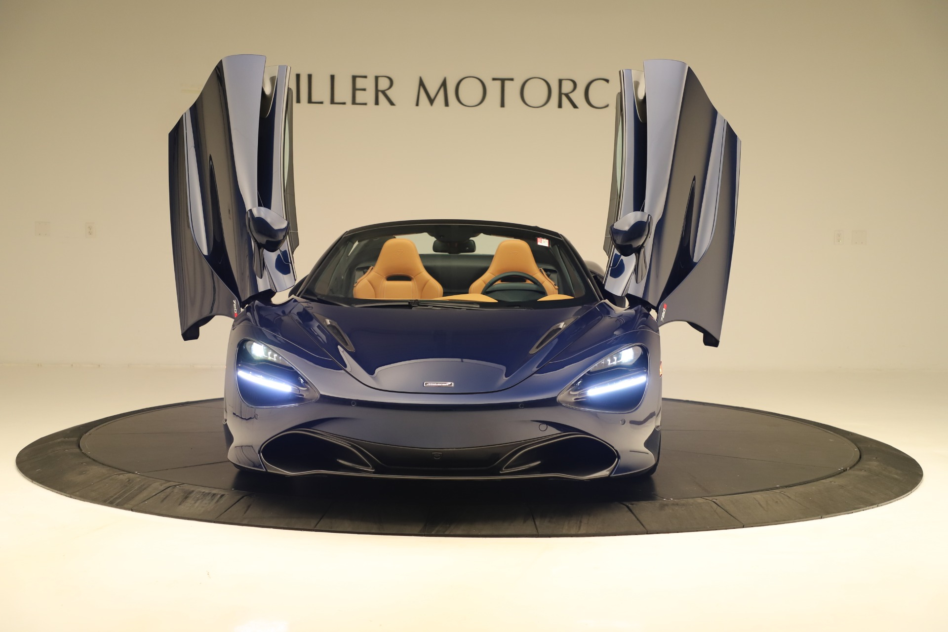 New 2020 McLaren 720S Spider Convertible For Sale In Greenwich, CT. Alfa Romeo of Greenwich, MC443 3386_p27