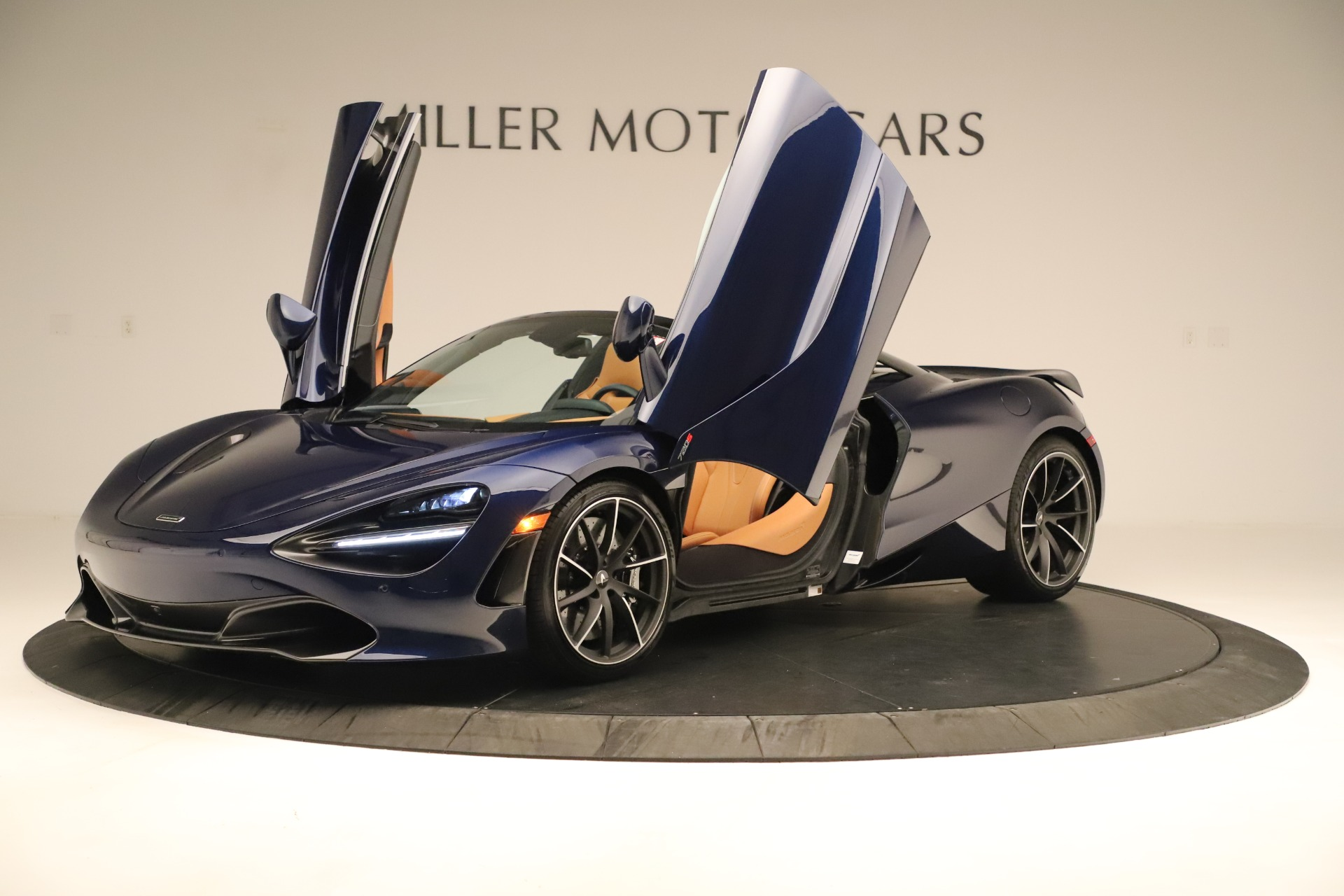 New 2020 McLaren 720S Spider Convertible For Sale In Greenwich, CT. Alfa Romeo of Greenwich, MC443 3386_p28
