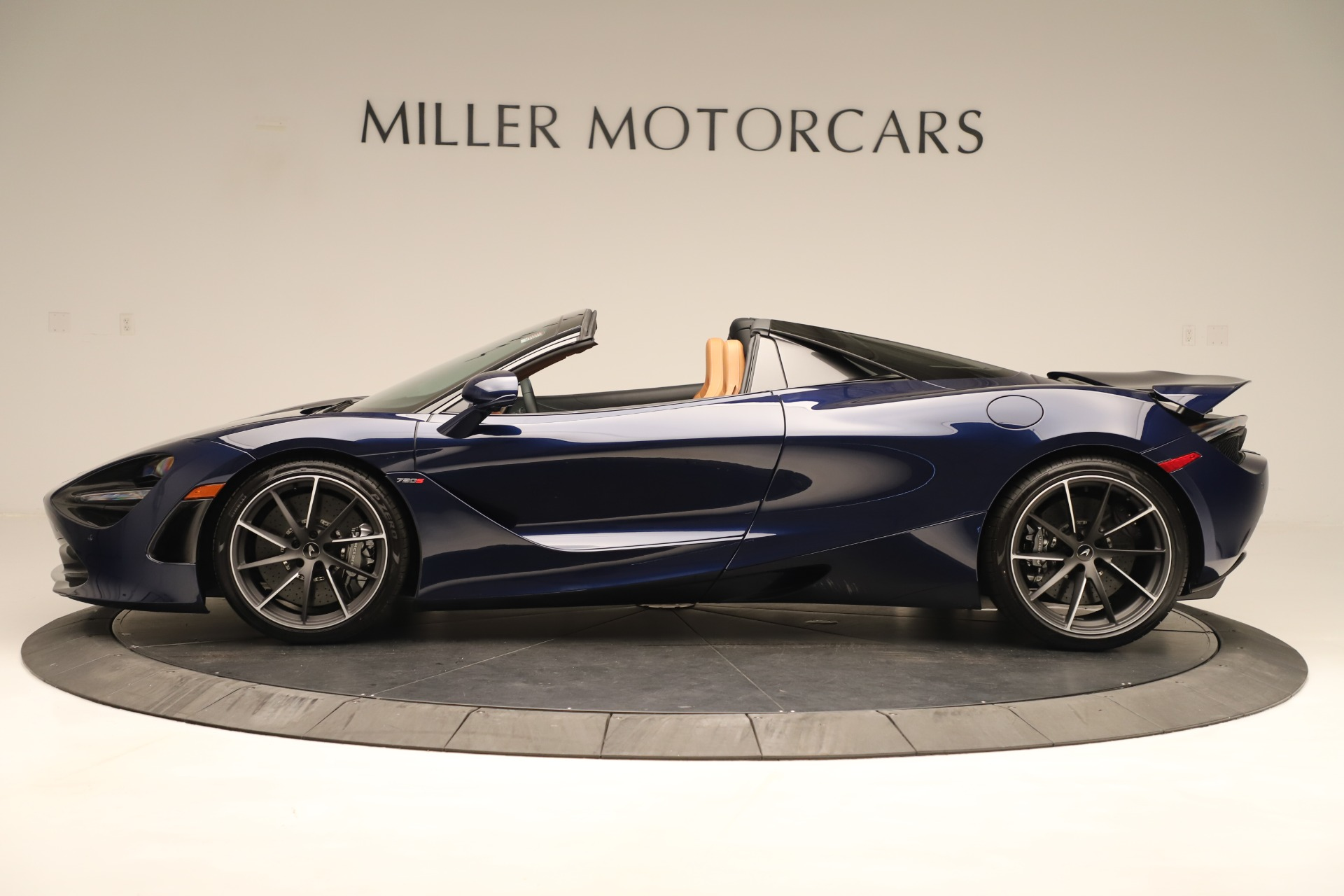 New 2020 McLaren 720S Spider Convertible For Sale In Greenwich, CT. Alfa Romeo of Greenwich, MC443 3386_p2