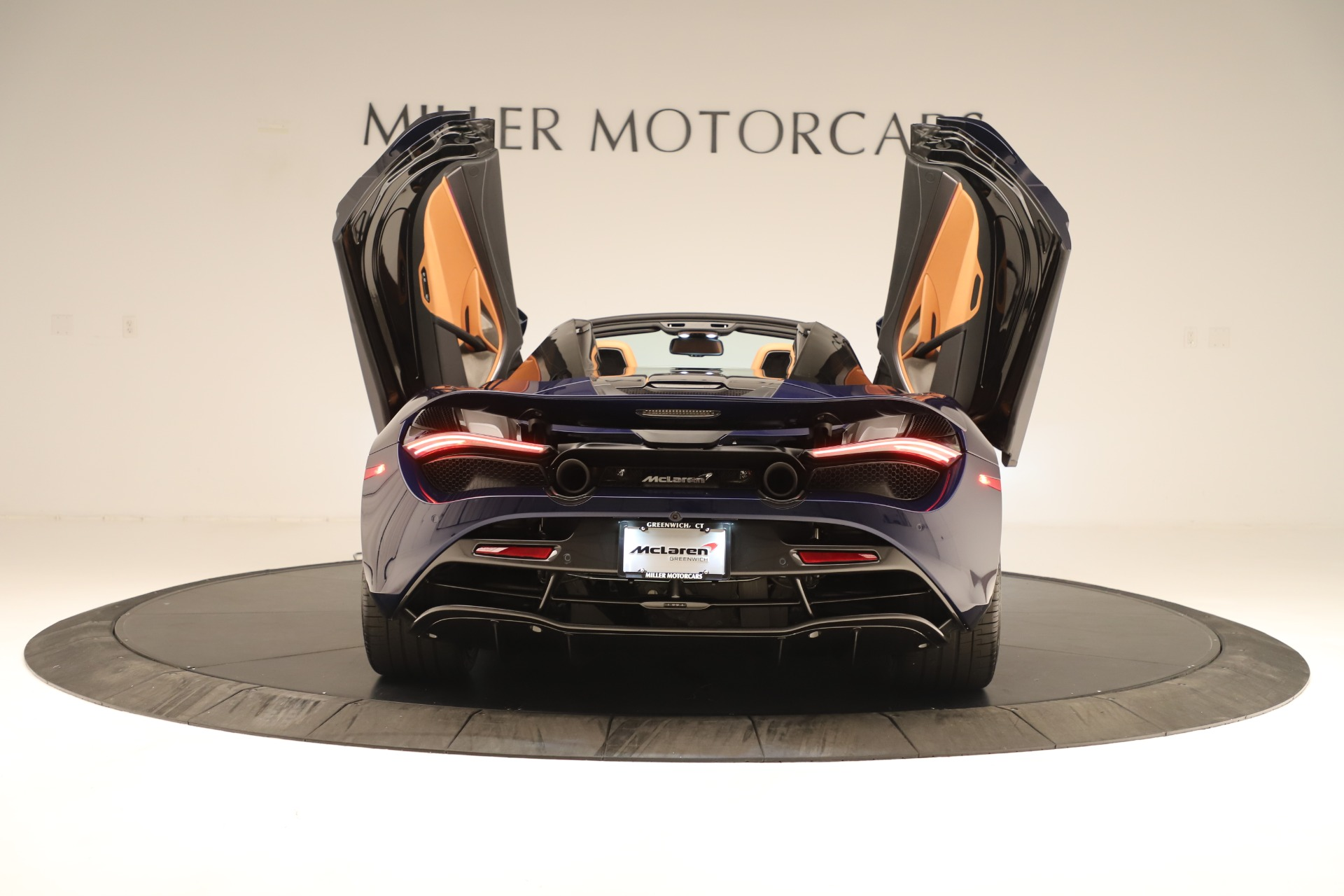 New 2020 McLaren 720S Spider Convertible For Sale In Greenwich, CT. Alfa Romeo of Greenwich, MC443 3386_p30