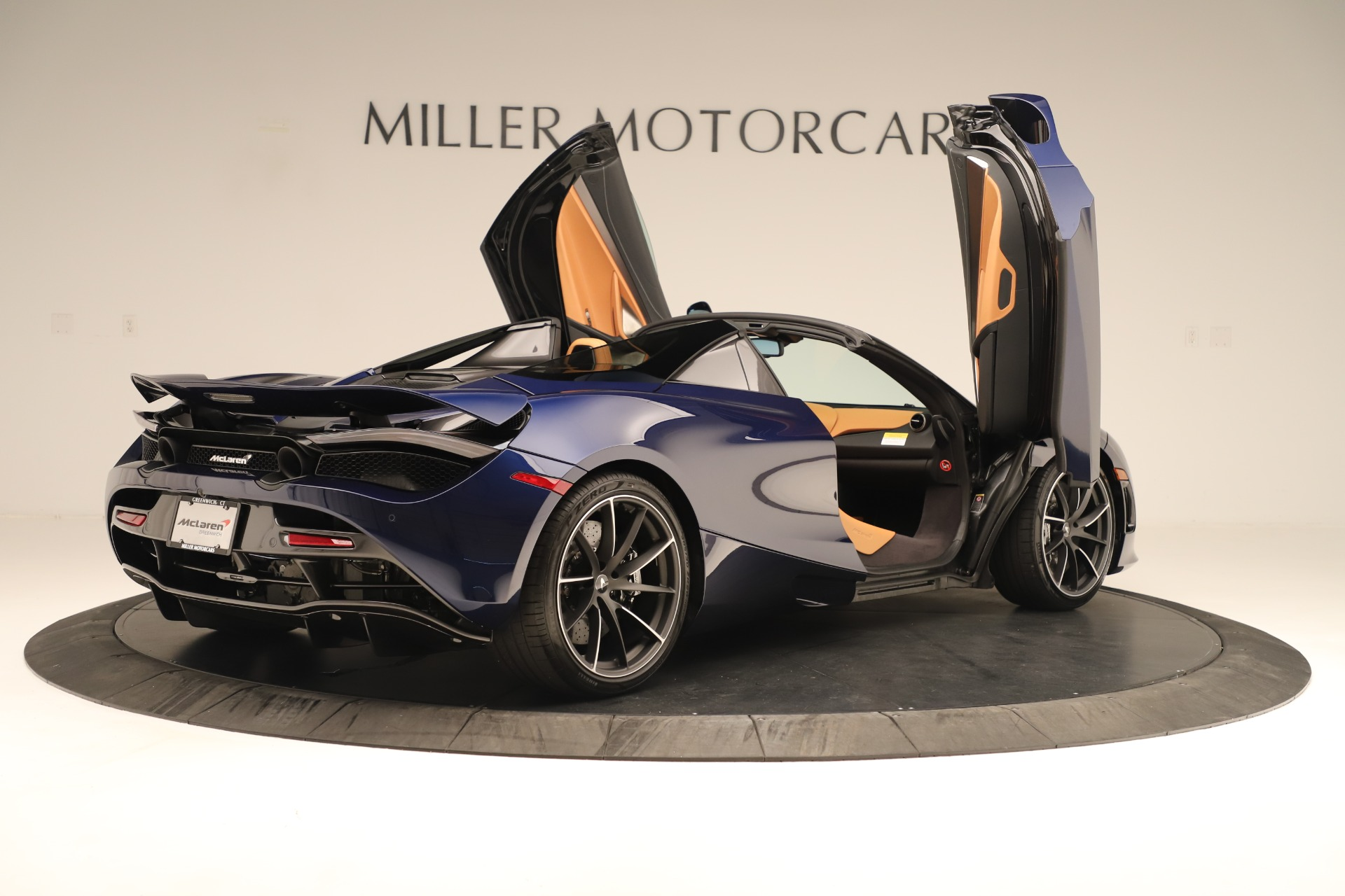 New 2020 McLaren 720S Spider Convertible For Sale In Greenwich, CT. Alfa Romeo of Greenwich, MC443 3386_p31