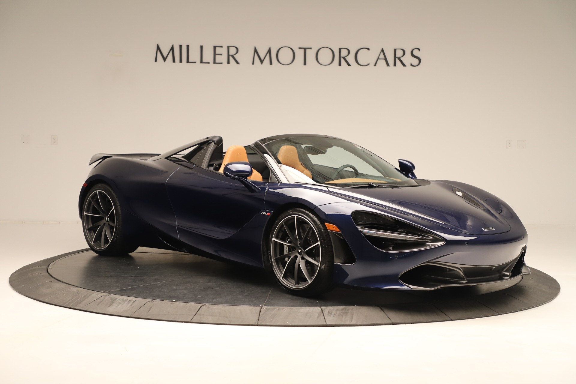 New 2020 McLaren 720S Spider Convertible For Sale In Greenwich, CT. Alfa Romeo of Greenwich, MC443 3386_p6