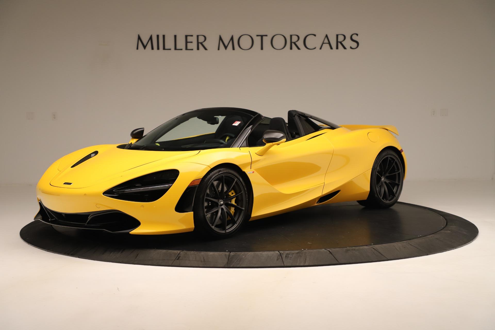 New 2020 McLaren 720S Convertible For Sale In Greenwich, CT. Alfa Romeo of Greenwich, MC453 3388_main
