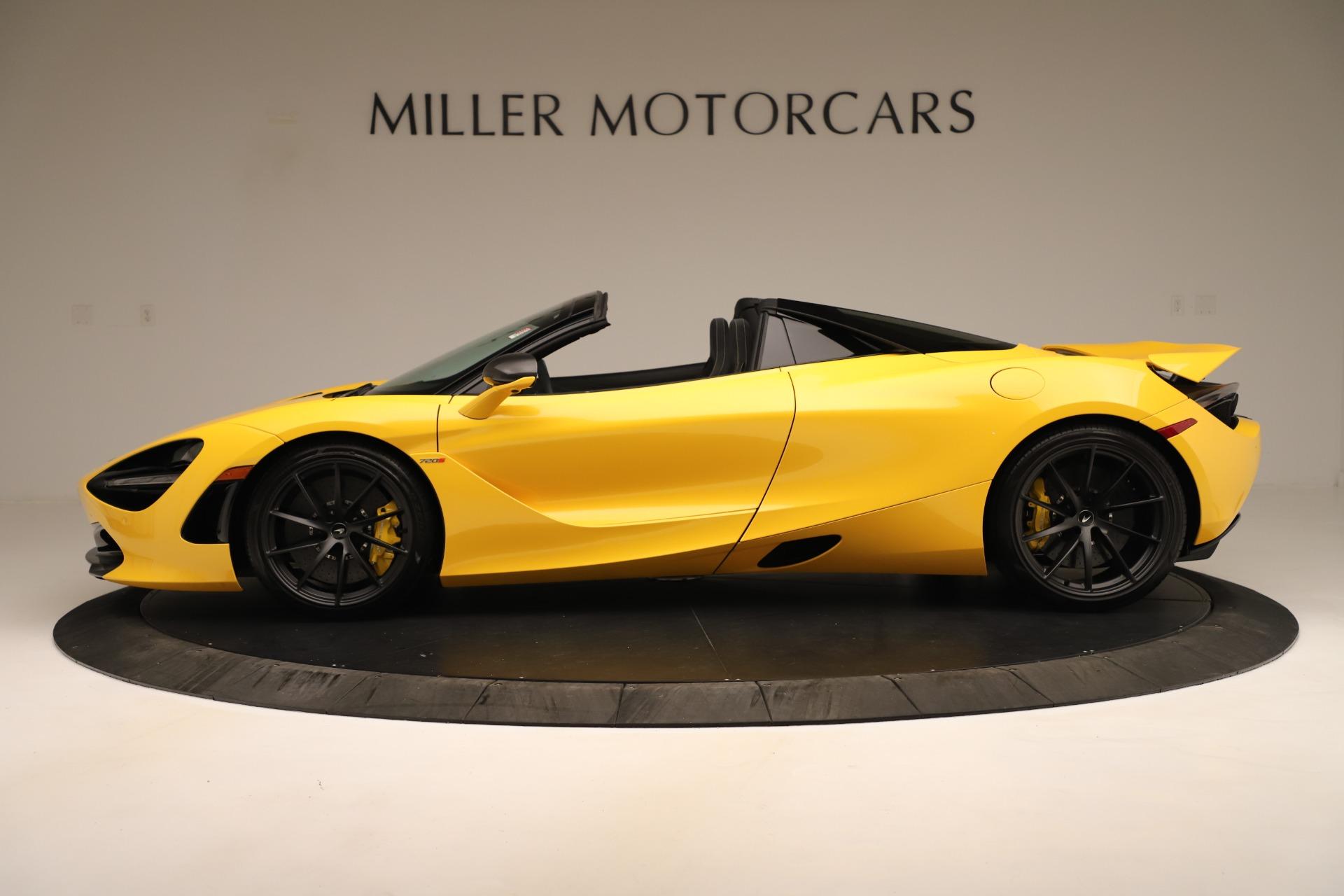 New 2020 McLaren 720S Convertible For Sale In Greenwich, CT. Alfa Romeo of Greenwich, MC453 3388_p11