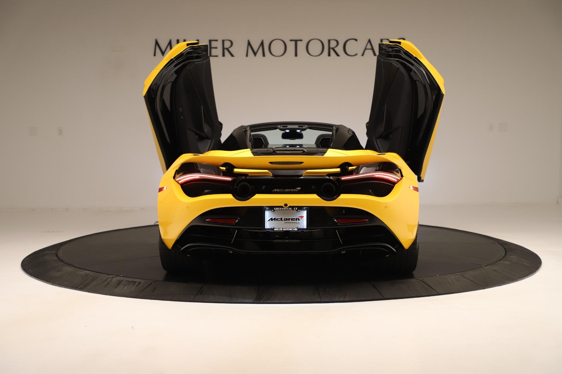 New 2020 McLaren 720S Convertible For Sale In Greenwich, CT. Alfa Romeo of Greenwich, MC453 3388_p20