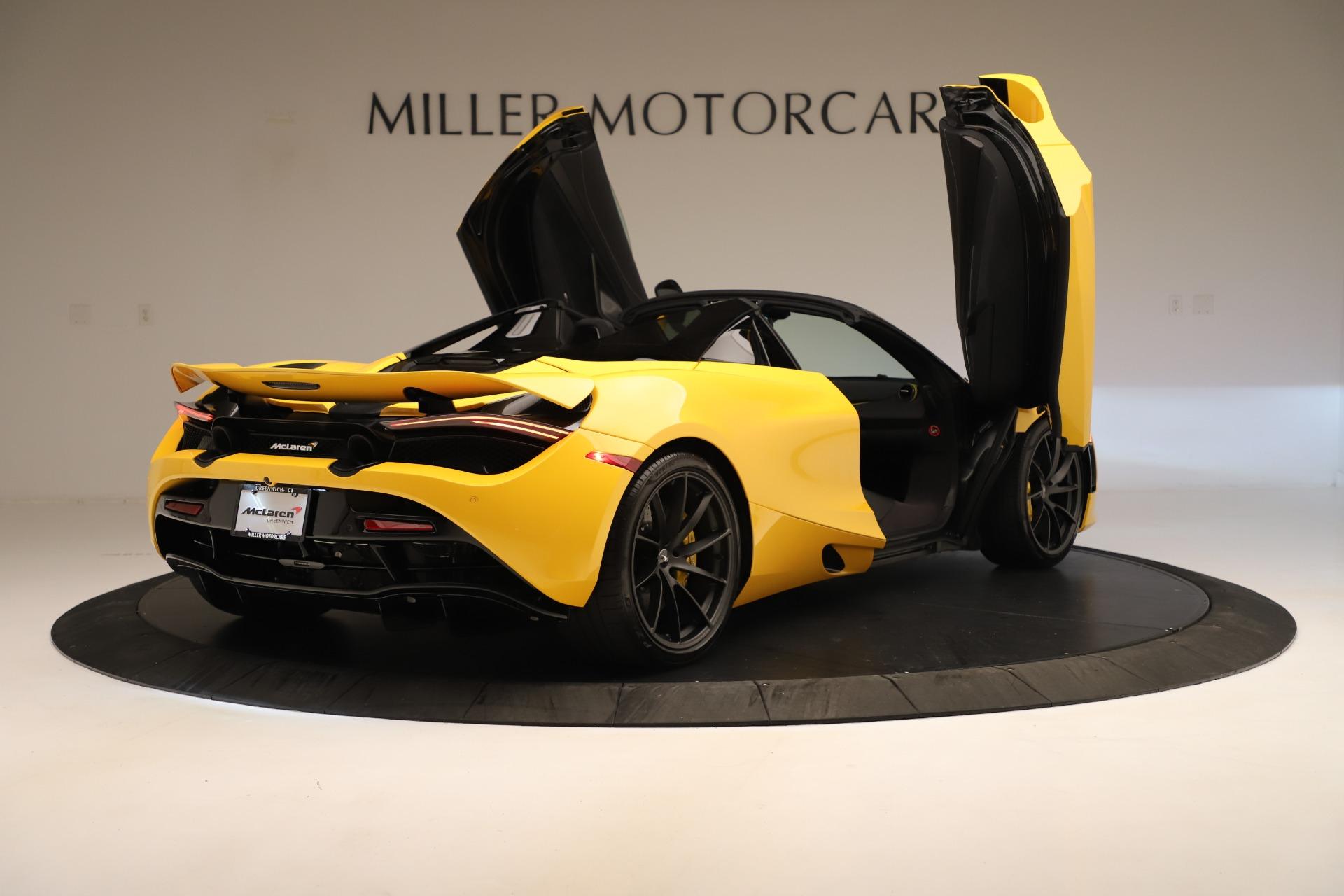 New 2020 McLaren 720S Convertible For Sale In Greenwich, CT. Alfa Romeo of Greenwich, MC453 3388_p21