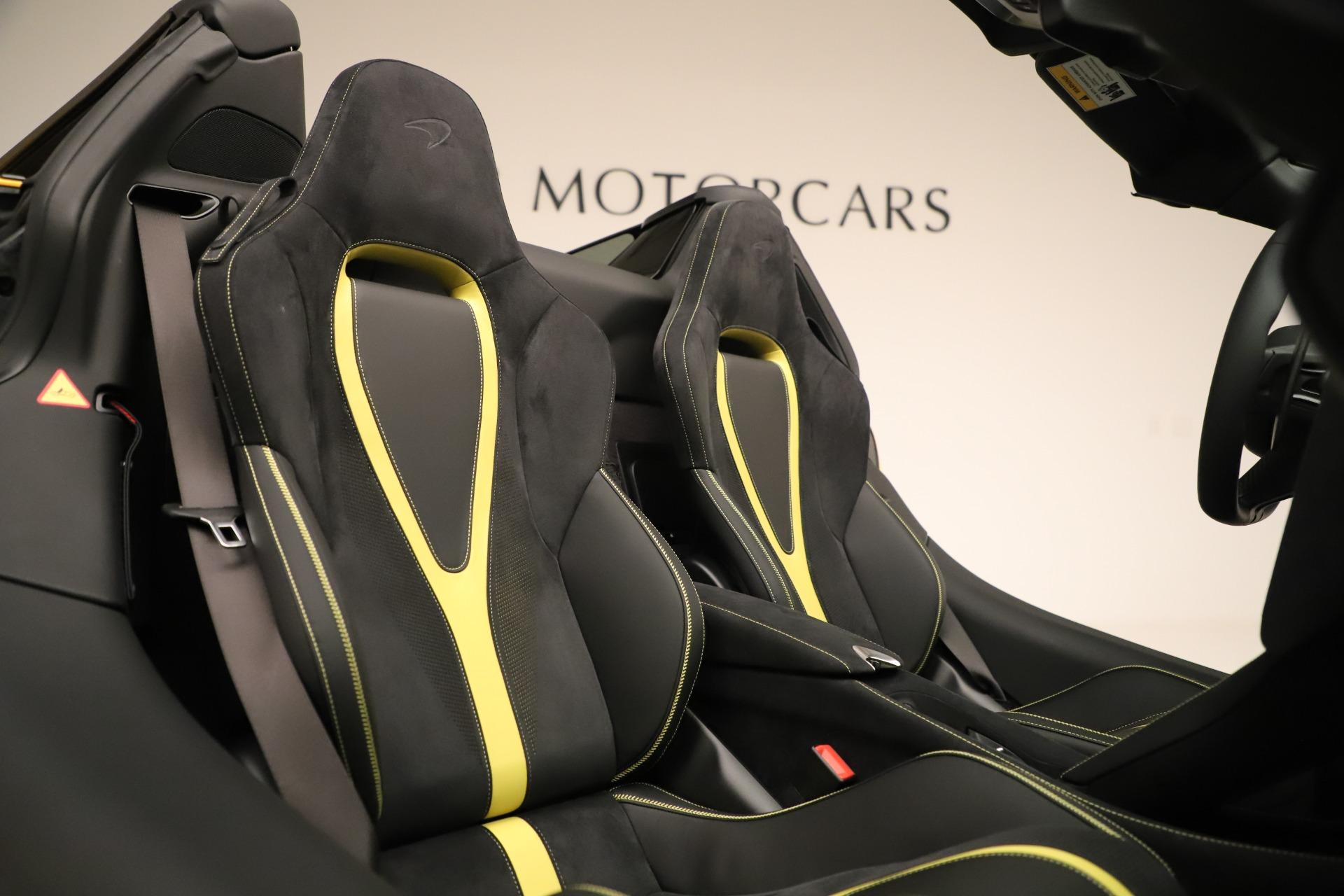 New 2020 McLaren 720S Convertible For Sale In Greenwich, CT. Alfa Romeo of Greenwich, MC453 3388_p26