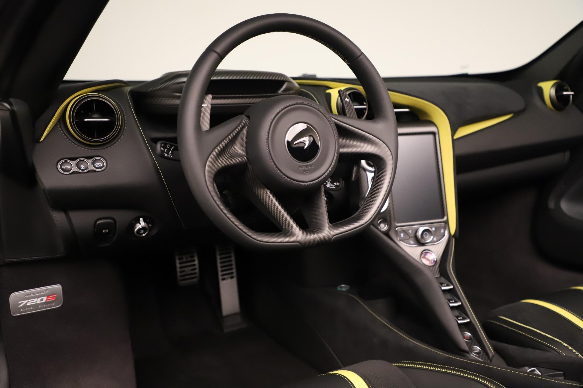 New 2020 McLaren 720S Convertible For Sale In Greenwich, CT. Alfa Romeo of Greenwich, MC453 3388_p29