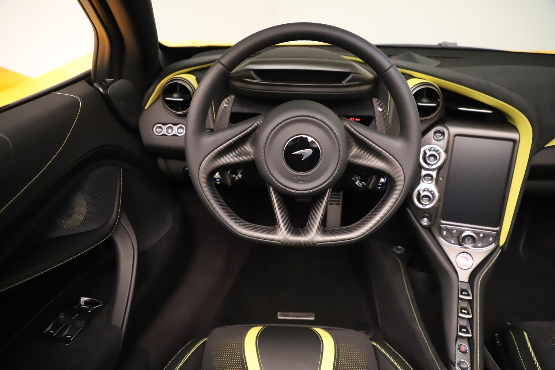 New 2020 McLaren 720S Convertible For Sale In Greenwich, CT. Alfa Romeo of Greenwich, MC453 3388_p30