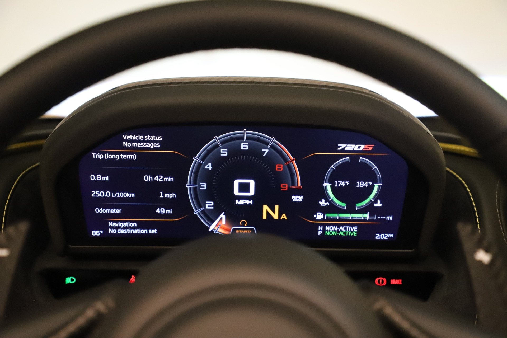 New 2020 McLaren 720S Convertible For Sale In Greenwich, CT. Alfa Romeo of Greenwich, MC453 3388_p31