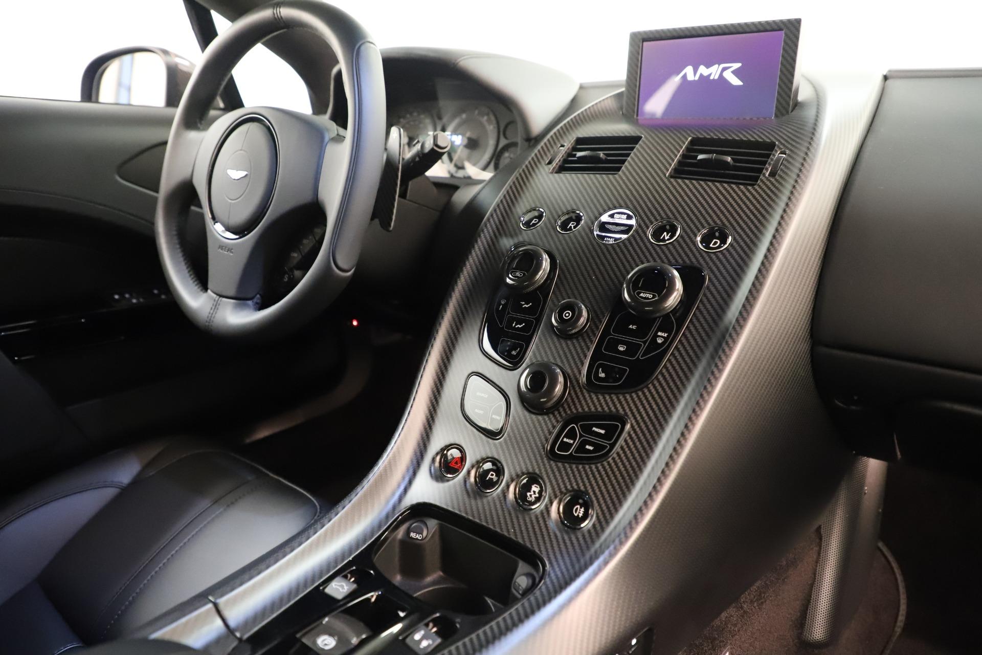 New 2019 Aston Martin Rapide AMR Sedan For Sale In Greenwich, CT. Alfa Romeo of Greenwich, A1387 3389_p23