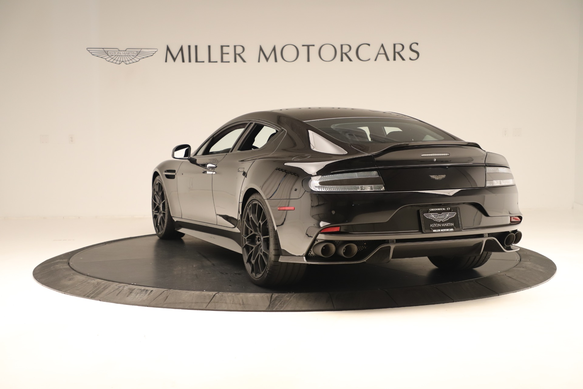 New 2019 Aston Martin Rapide V12 AMR For Sale In Greenwich, CT. Alfa Romeo of Greenwich, A1387 3389_p4