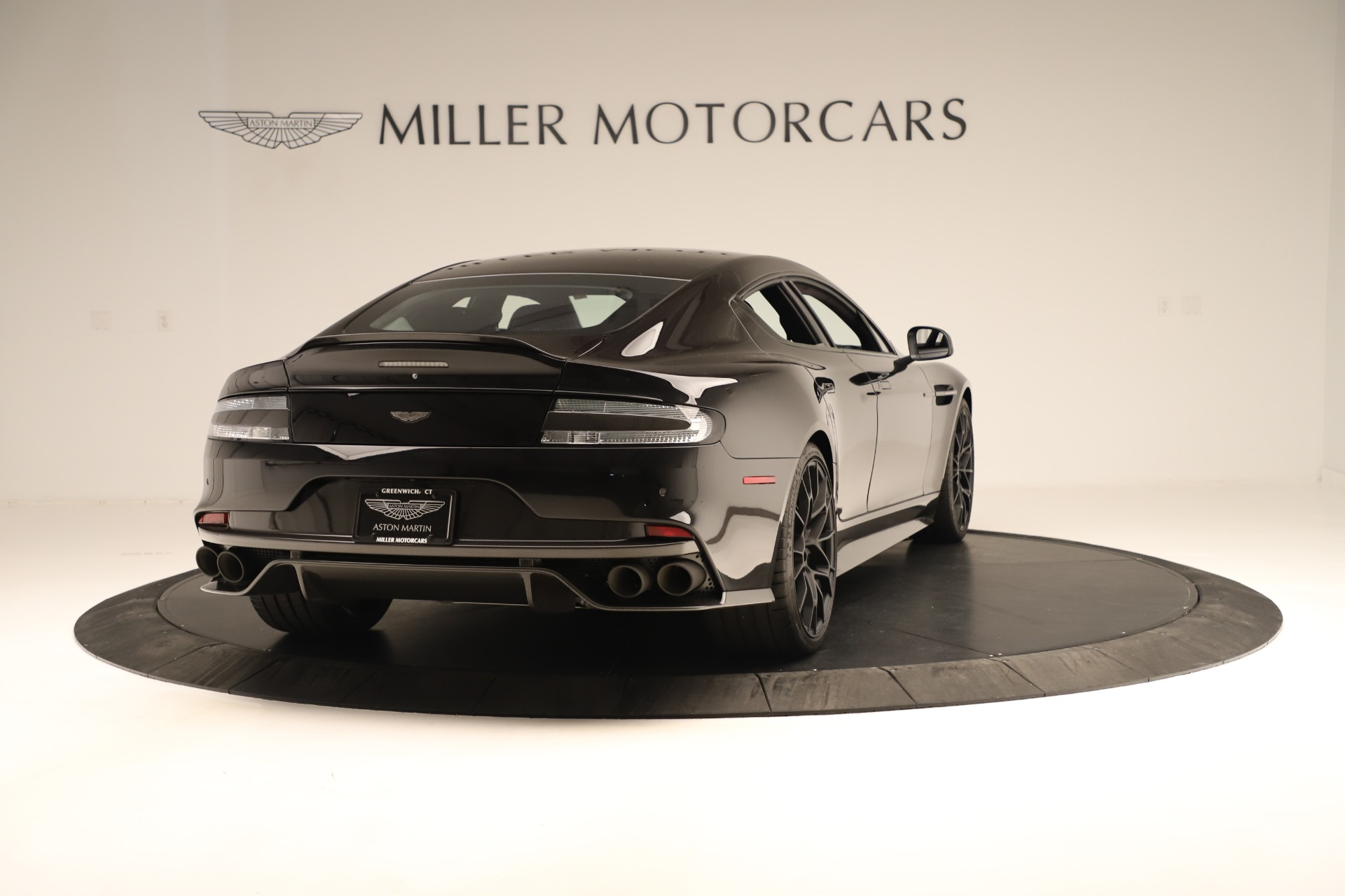 New 2019 Aston Martin Rapide V12 AMR For Sale In Greenwich, CT. Alfa Romeo of Greenwich, A1387 3389_p6
