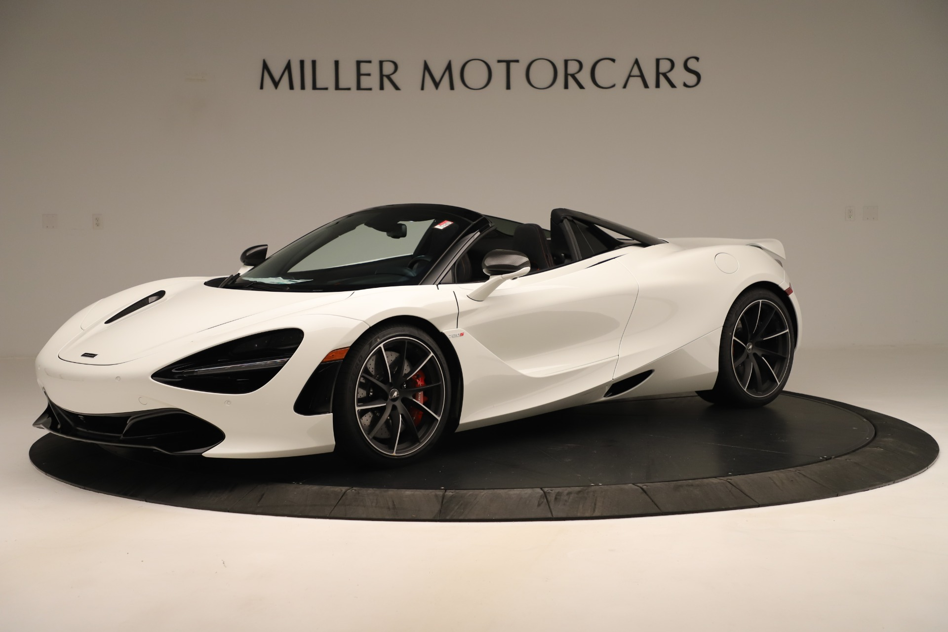 New 2020 McLaren 720S Convertible For Sale In Greenwich, CT. Alfa Romeo of Greenwich, MC456