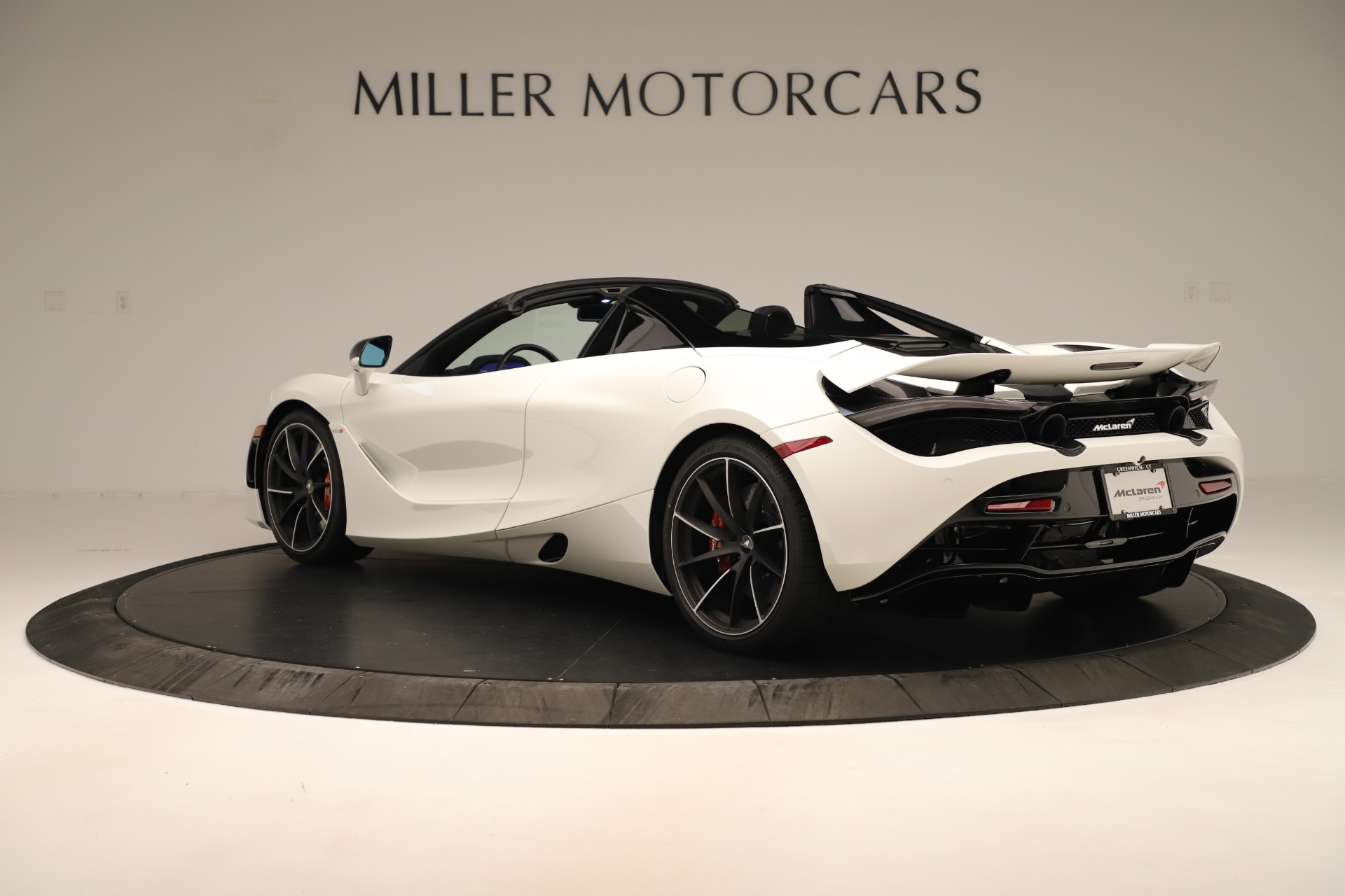 New 2020 McLaren 720S Convertible For Sale In Greenwich, CT. Alfa Romeo of Greenwich, MC456 3390_p12